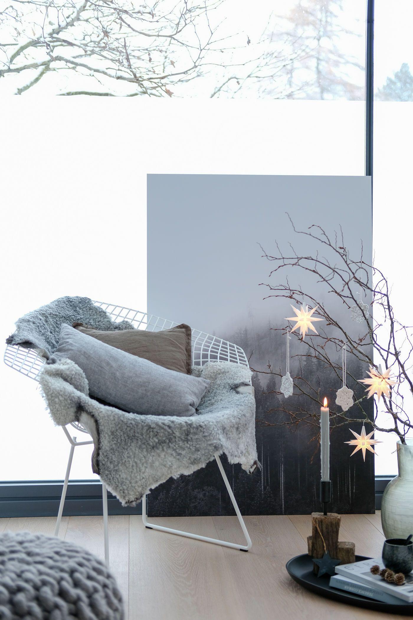 Groß Weihnachtsdeko Wohnzimmer Fotos - Heimat Ideen ...