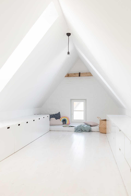 Dachboden Einrichten Und Gestalten