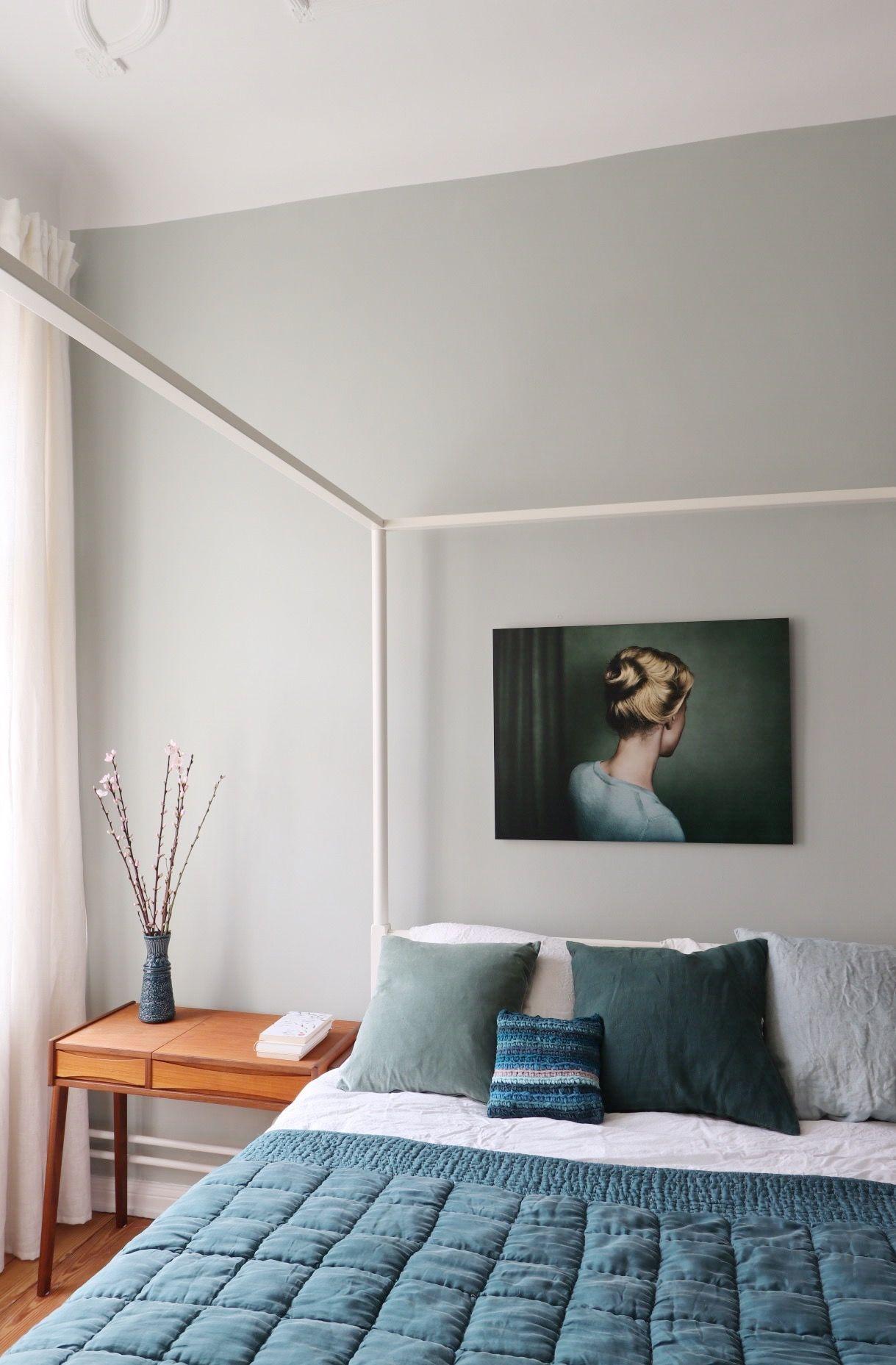 wandfarbe schlafzimmer mandelblte - Wandfarbe Schlafzimmer