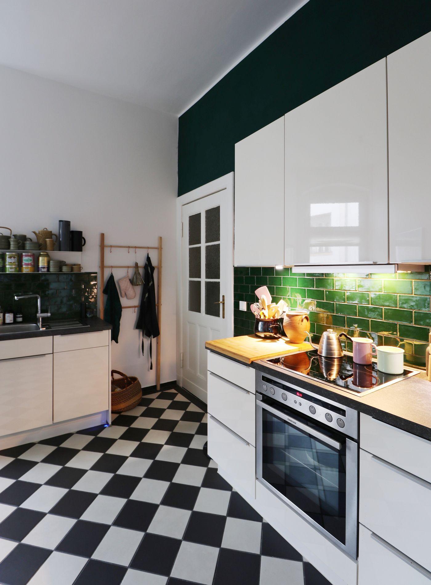Schöne Ideen für die Wandfarbe in der Küche - Seite 7