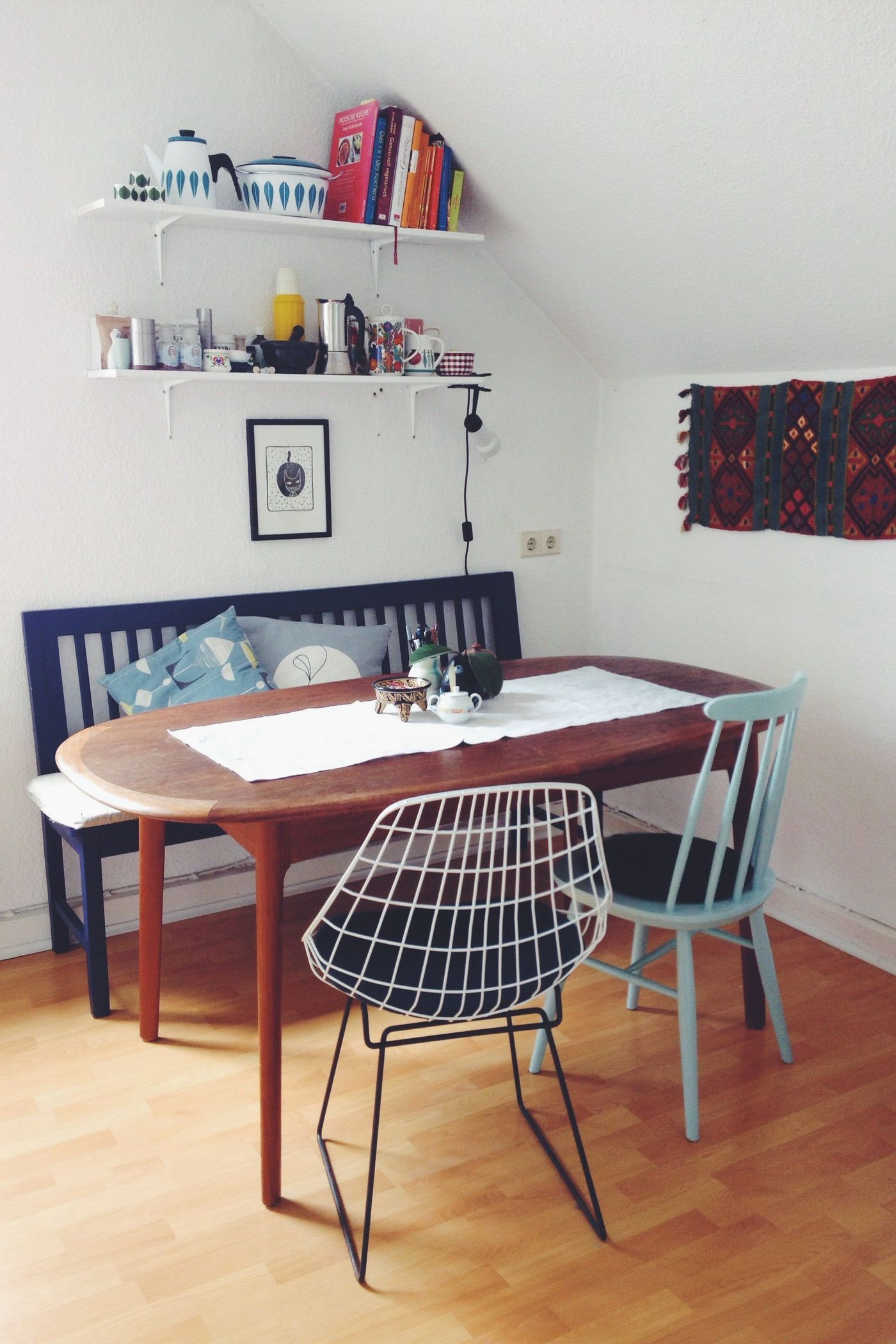 charmant valuable ideas 50er jahre kche fotos die. Black Bedroom Furniture Sets. Home Design Ideas