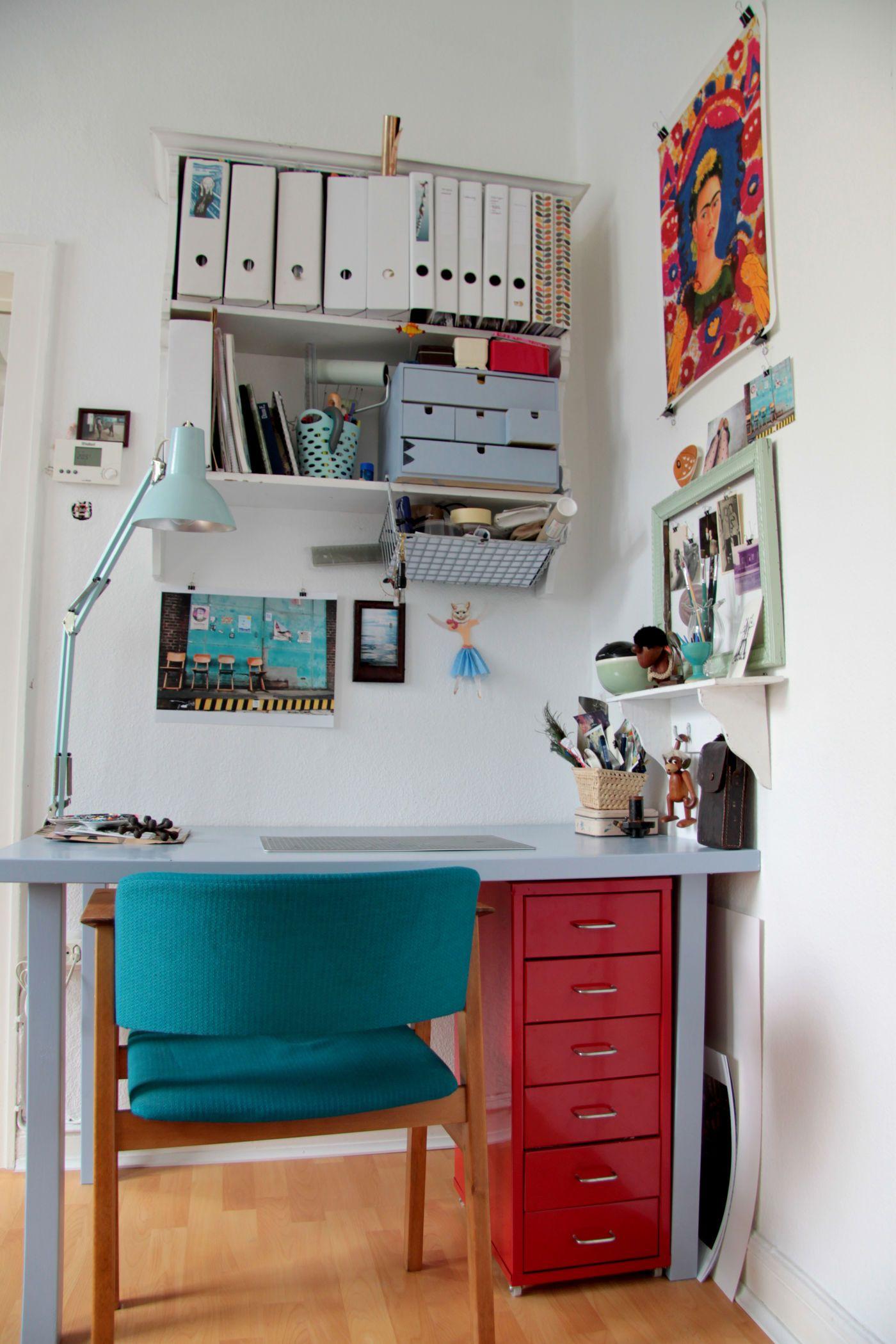 Schöne Arbeitszimmer