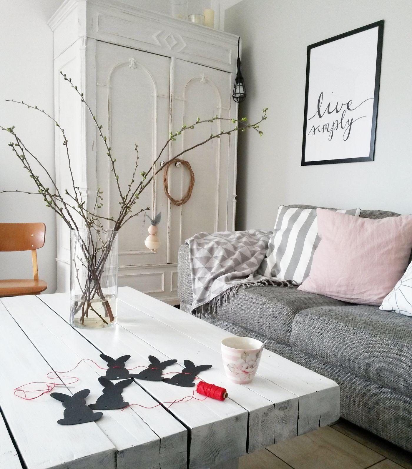 Shabby Chic Wohnzimmer einrichten und dekorieren - Seite 2