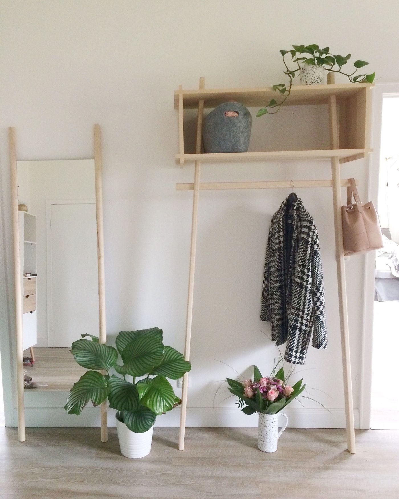 garderoben selber bauen die besten ideen und diy tipps seite 1. Black Bedroom Furniture Sets. Home Design Ideas