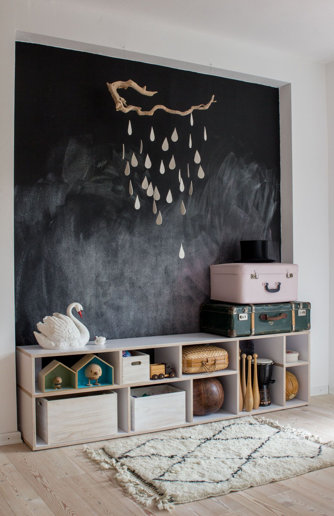 Die schönsten Ideen mit Tafelfarbe, Tafellack und Tafelfolie