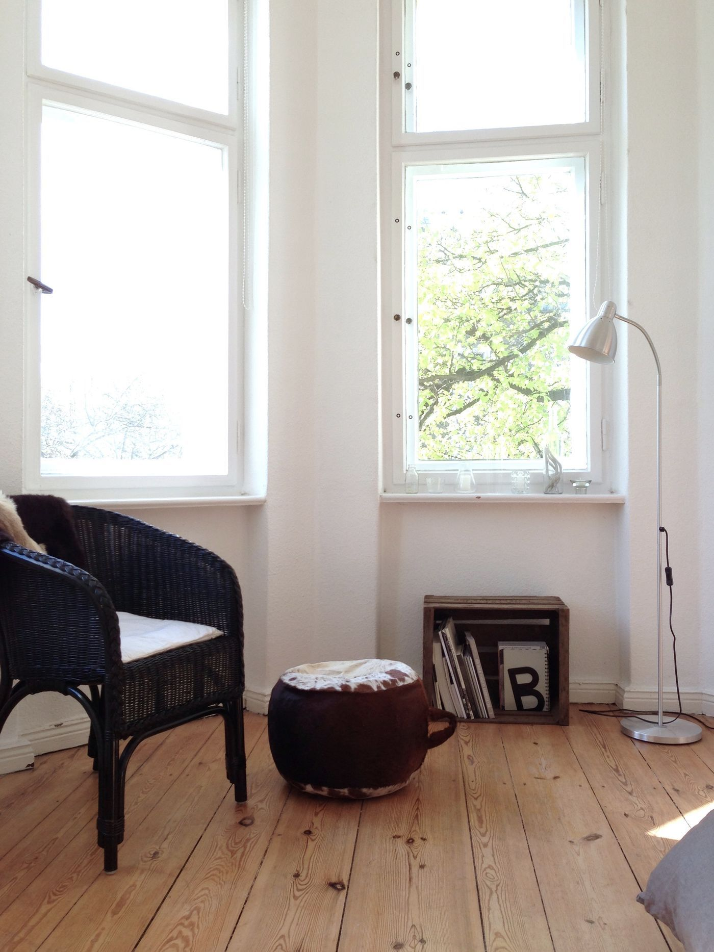 Häufig Möbel aus Obstkisten als Upcycling Idee OT87