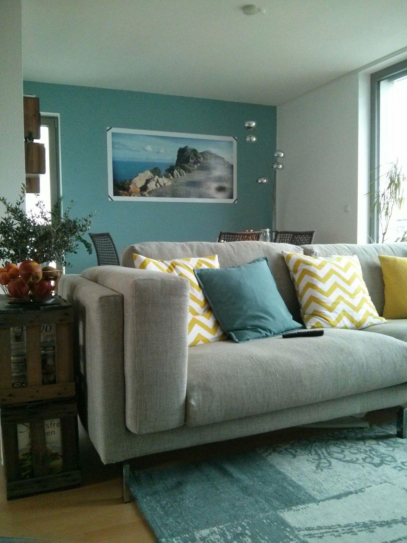 Neue Farbe Im Wohnzimmer