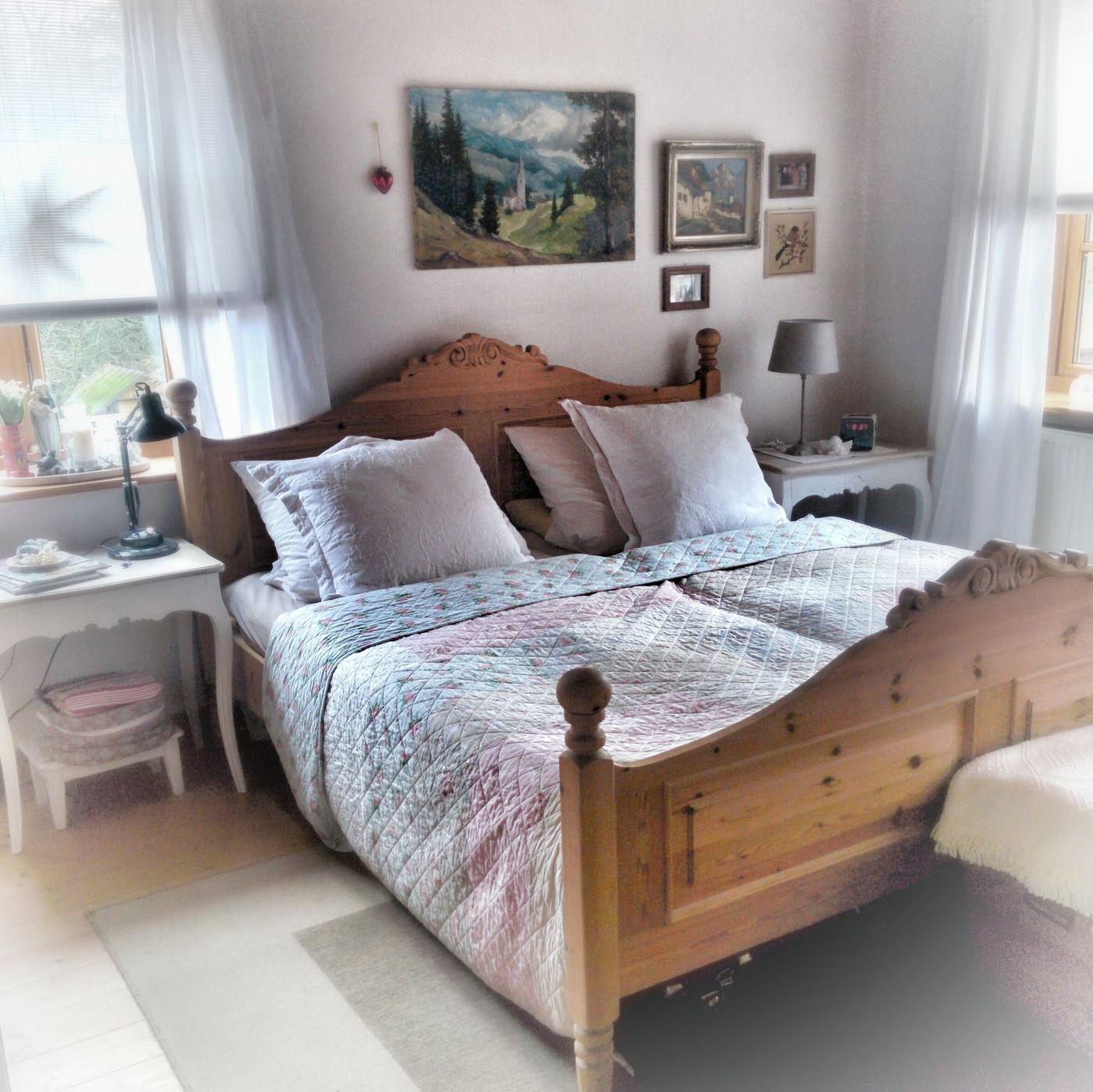 Shabby Chic Schlafzimmer einrichten und dekorieren - Seite 2