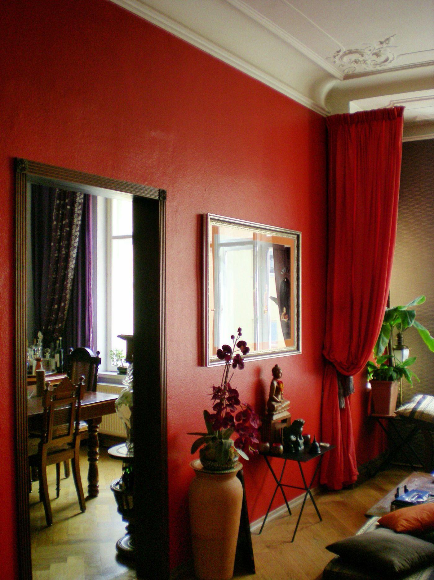 Rote Wand: Ideen & Bilder - Seite 2