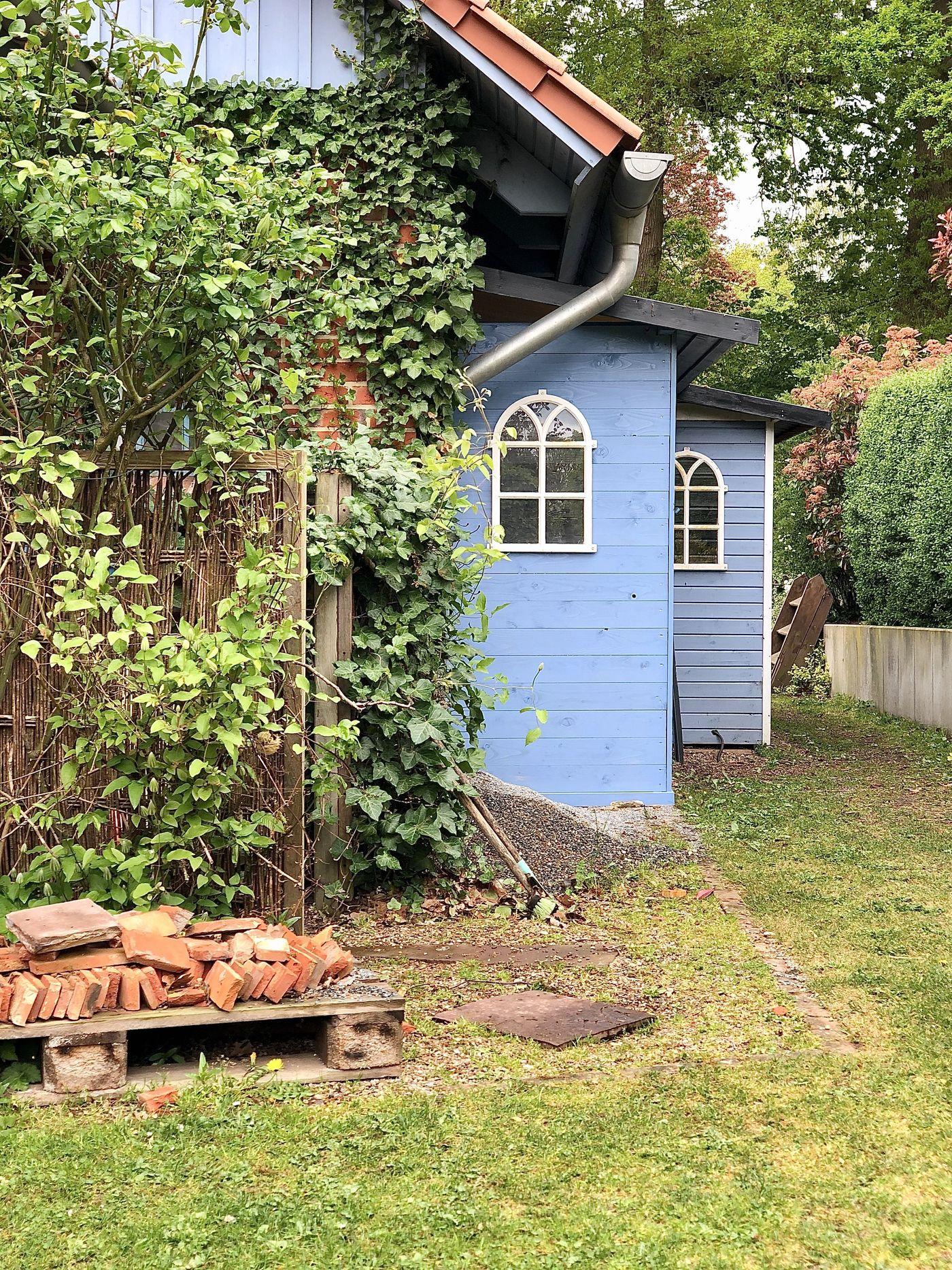 Ideen Gartengestaltung Ecke