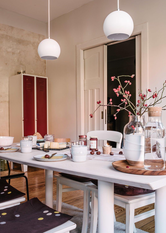 deko ideen f r das fr hst ck. Black Bedroom Furniture Sets. Home Design Ideas
