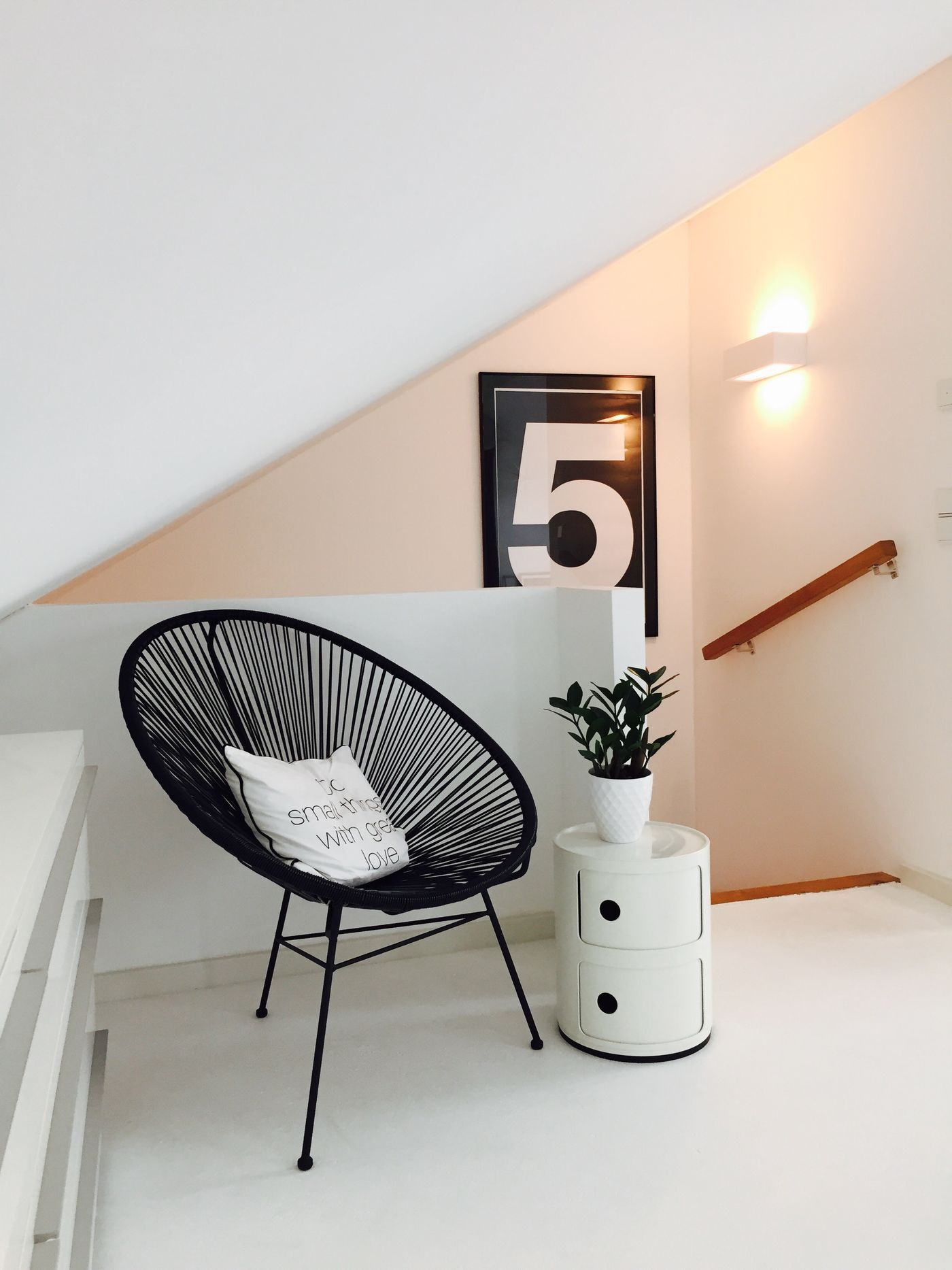 treppenaufgang gestalten die besten ideen. Black Bedroom Furniture Sets. Home Design Ideas
