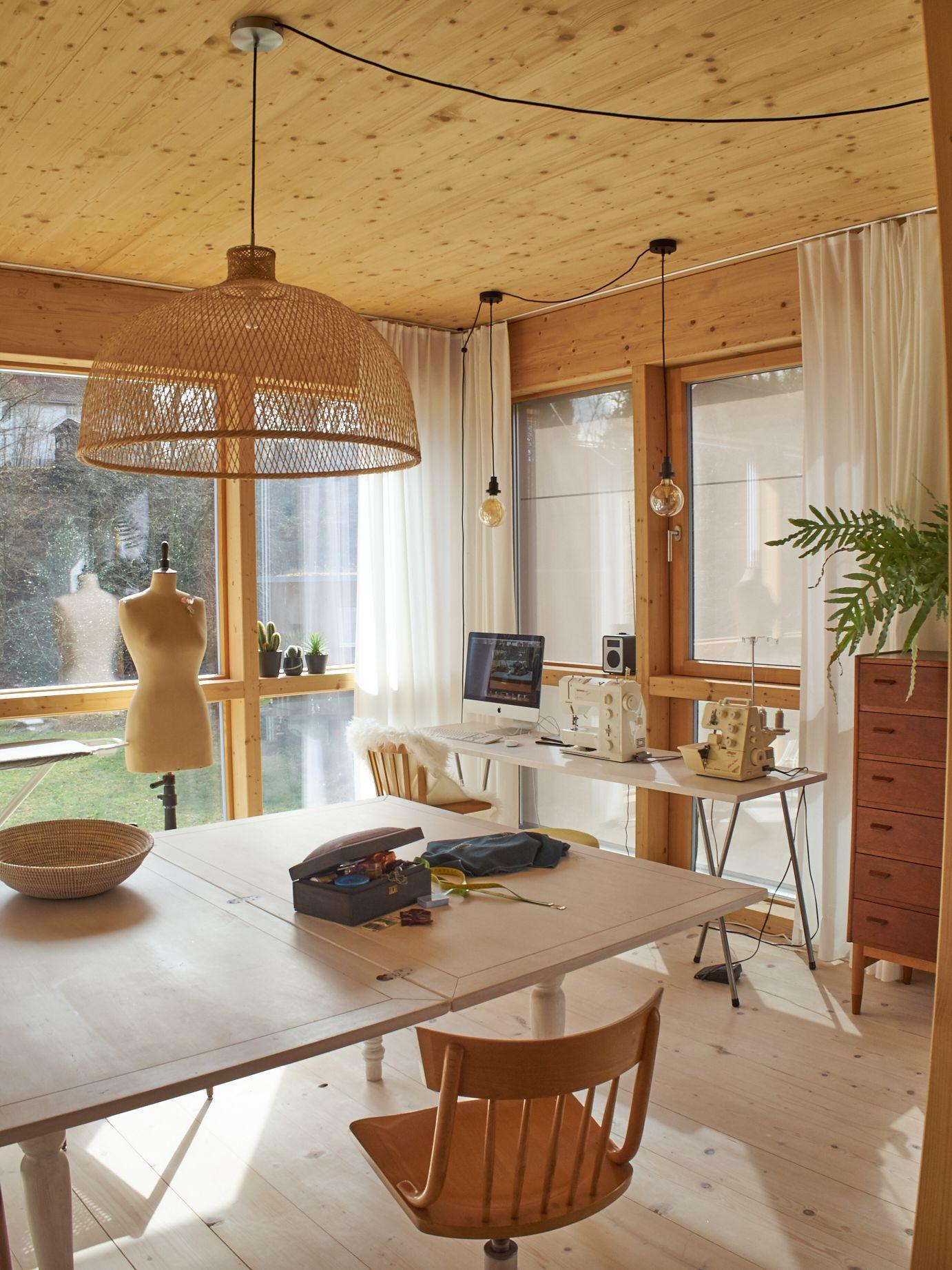 Atelier & Atelierwohnung einrichten: Die besten Ideen