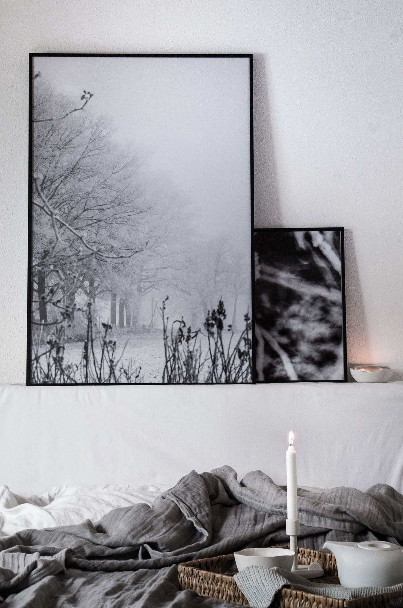 die besten ideen f r die wandgestaltung im schlafzimmer. Black Bedroom Furniture Sets. Home Design Ideas