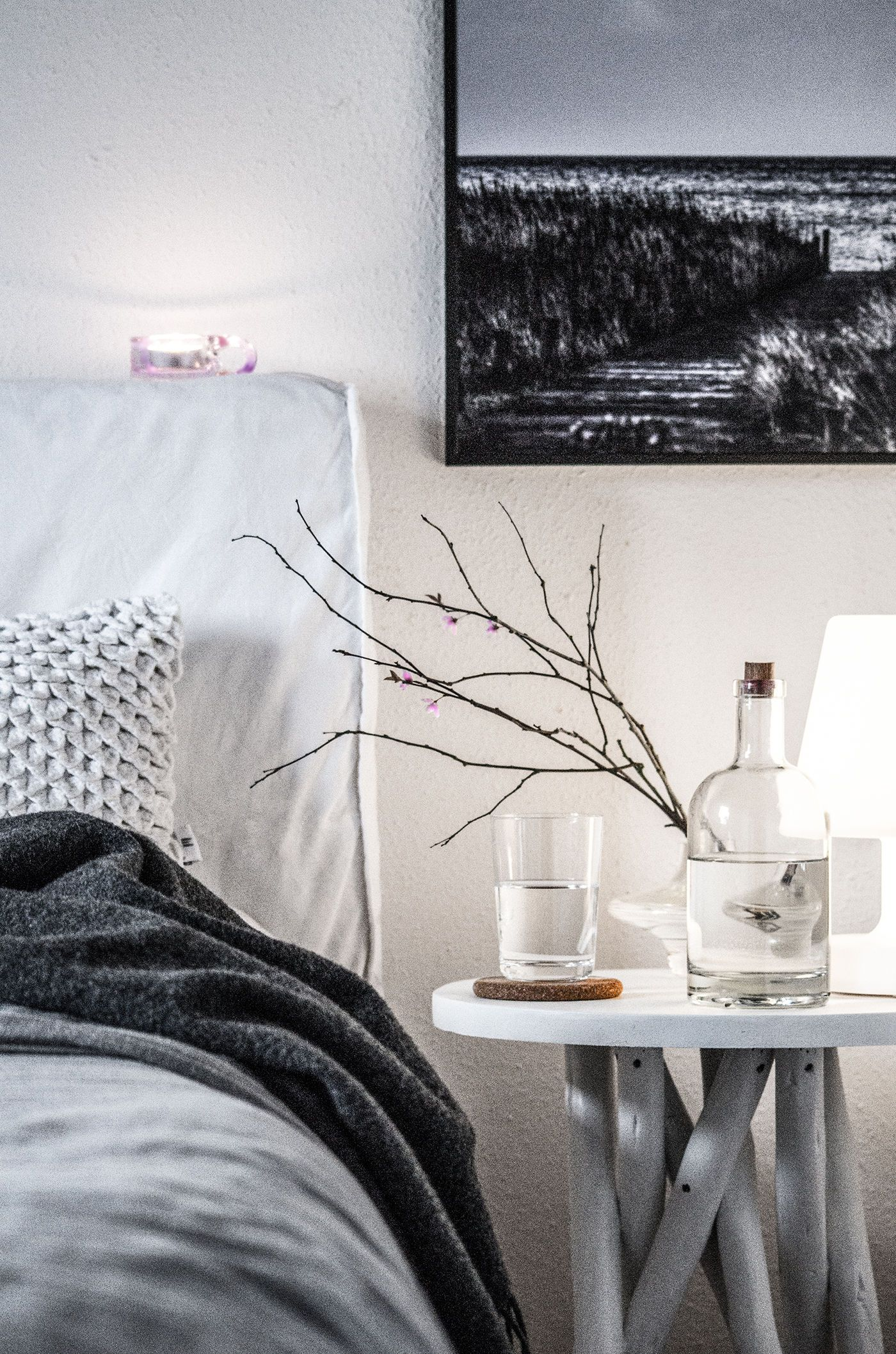 Wandgestaltung Schlafzimmer