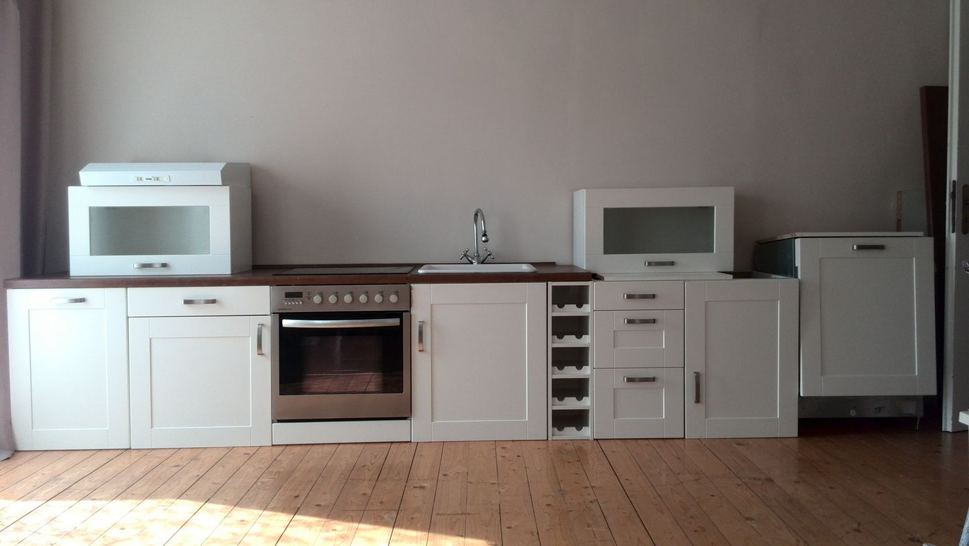 Ideen und Inspirationen für das Ikea Faktum Küchensystem ...