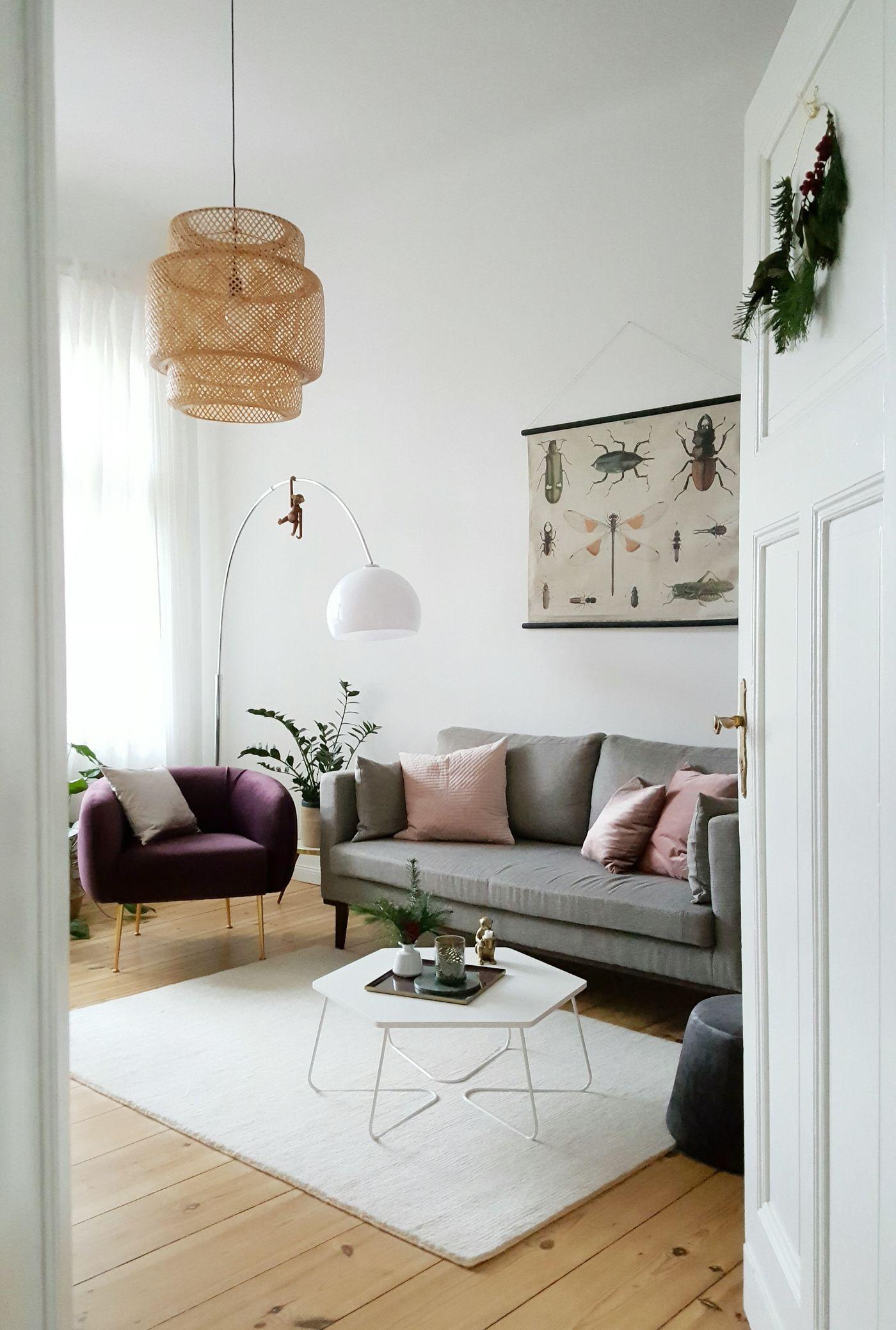 Skandinavisch Wohnzimmer Lampe – Caseconrad.com