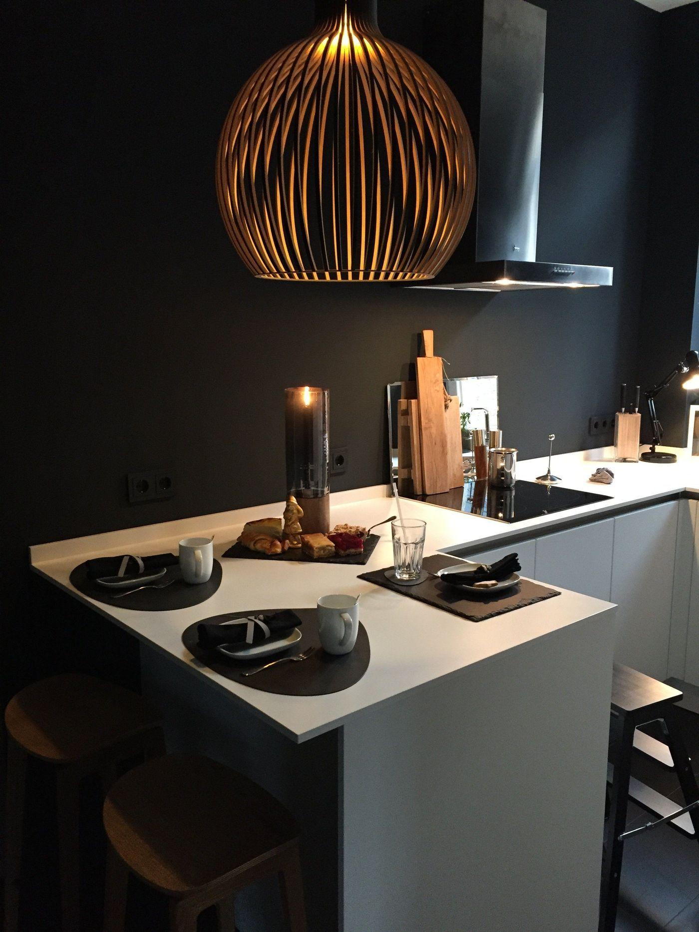 die besten ideen f r die wandgestaltung in der k che seite 8. Black Bedroom Furniture Sets. Home Design Ideas