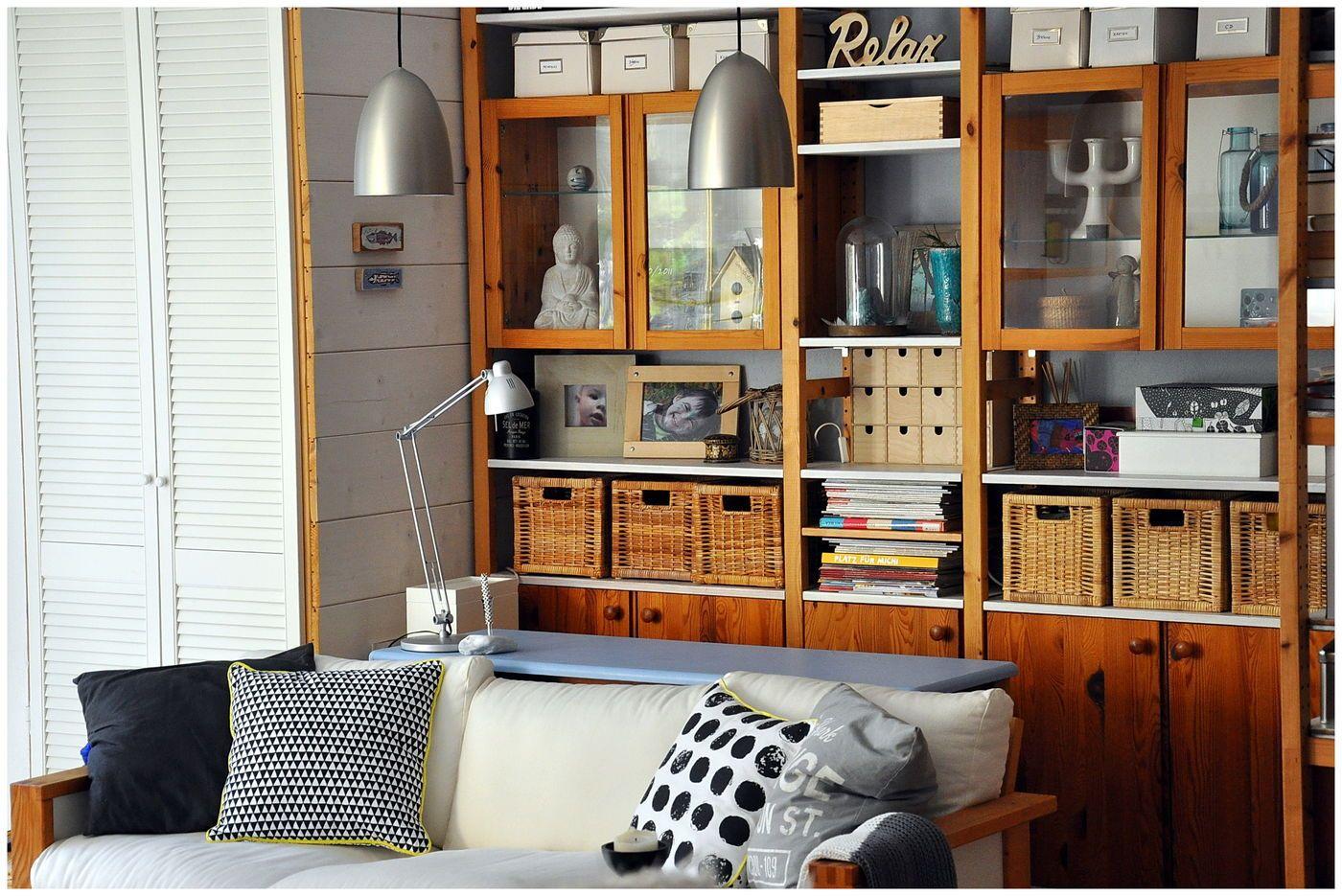 Bastelecke und Bastelzimmer einrichten - Die besten Ideen