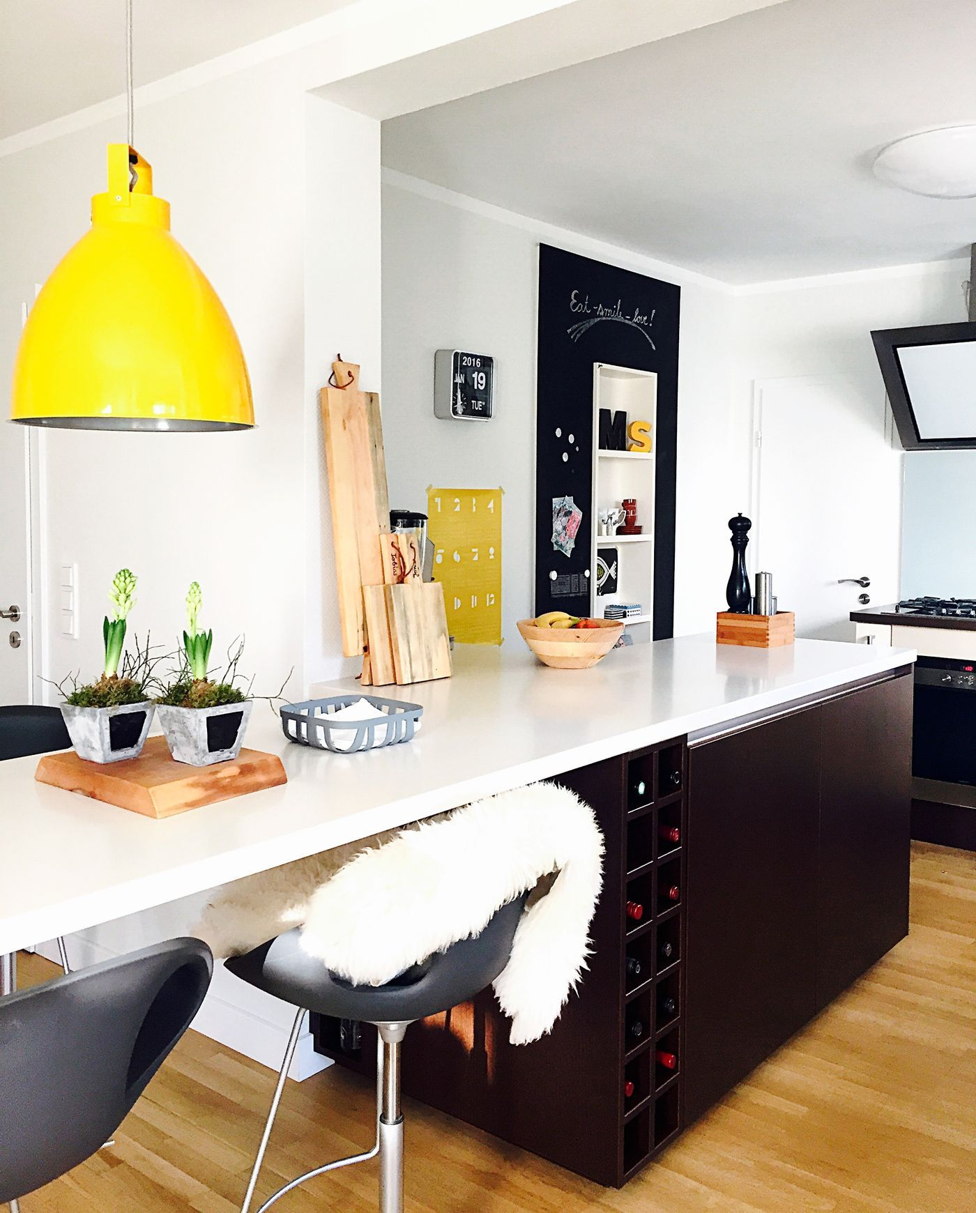 Ideen Und Inspirationen Für Küchenlampen