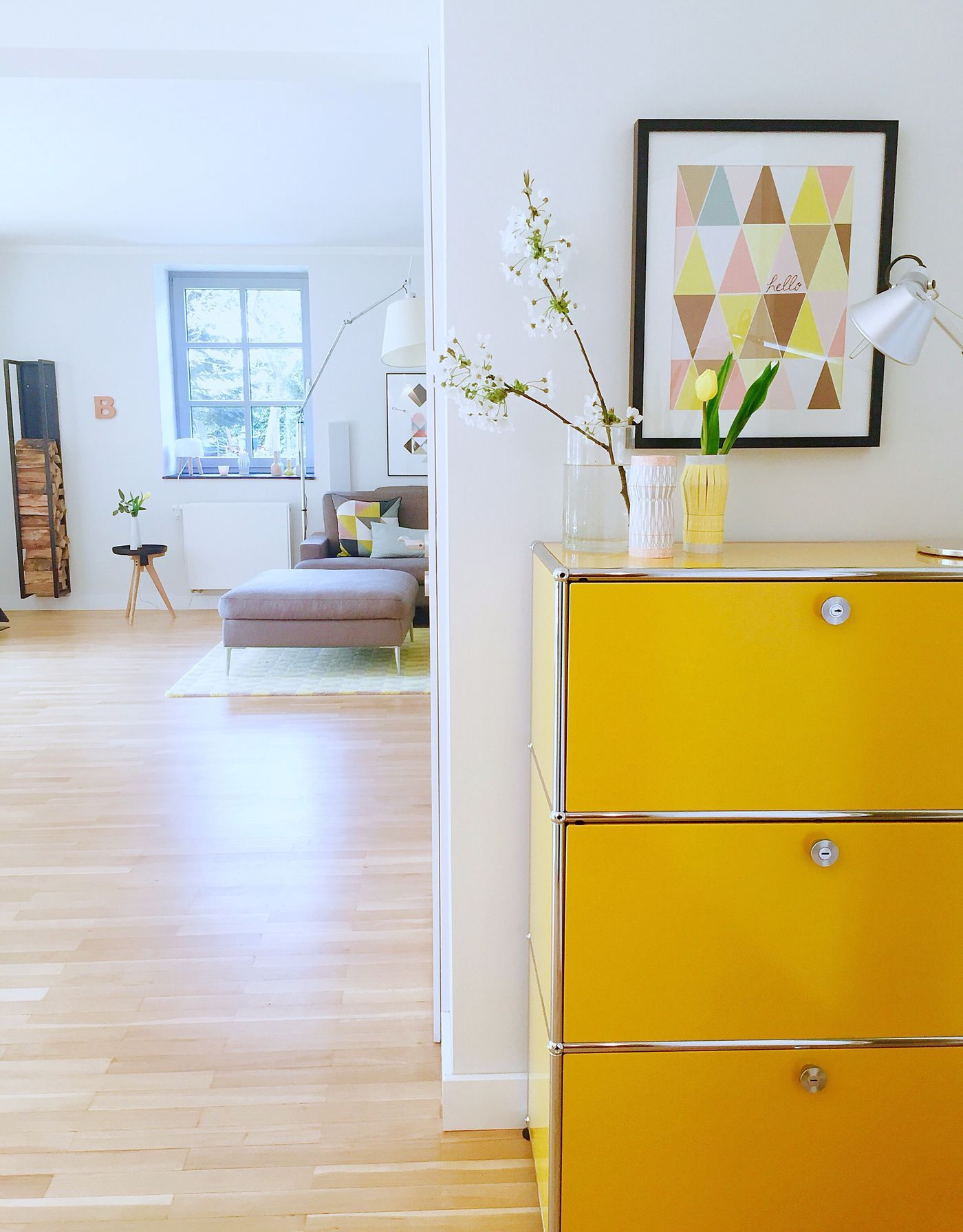 USM Modular Furniture: Ideen & Bilder
