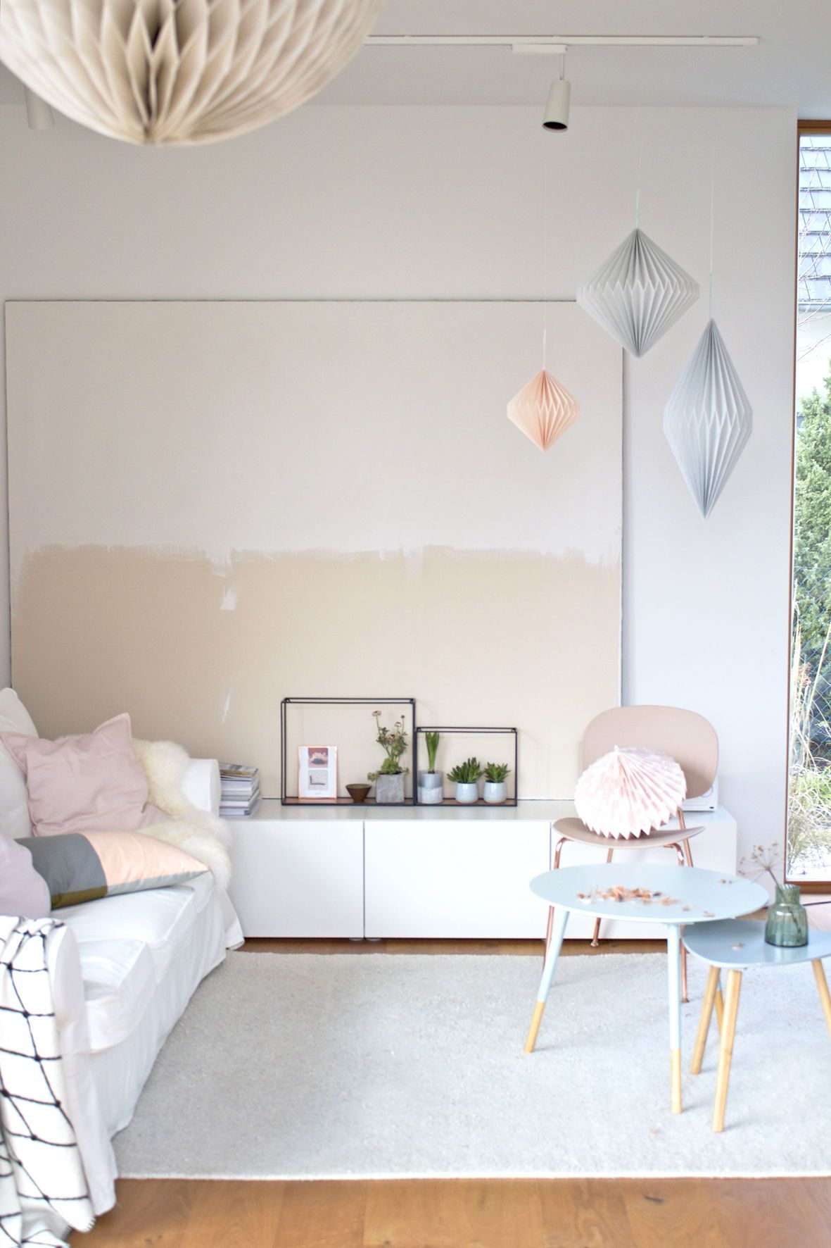 die sch nsten ideen mit der wandfarbe pastell. Black Bedroom Furniture Sets. Home Design Ideas