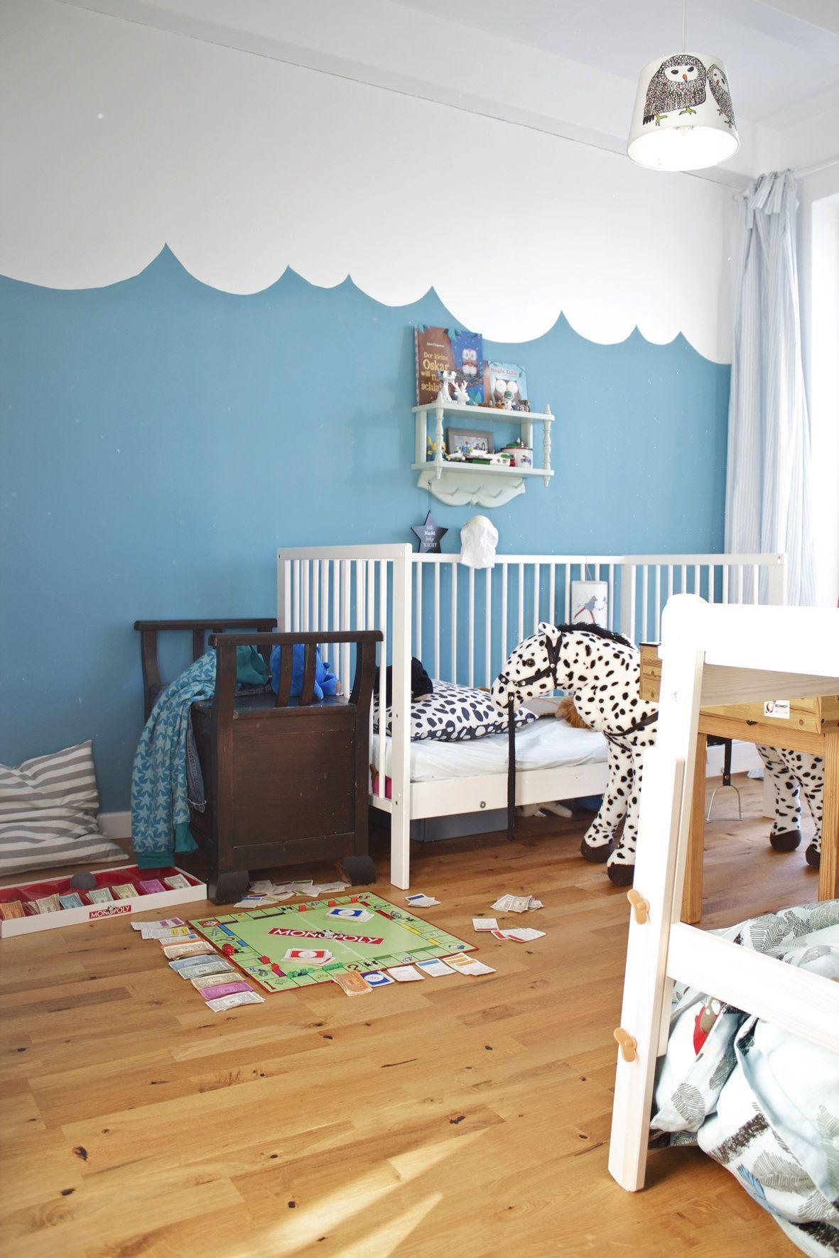 Die besten ideen f r die wandgestaltung im kinderzimmer seite 4 - Kinderzimmer wandgestaltung ...