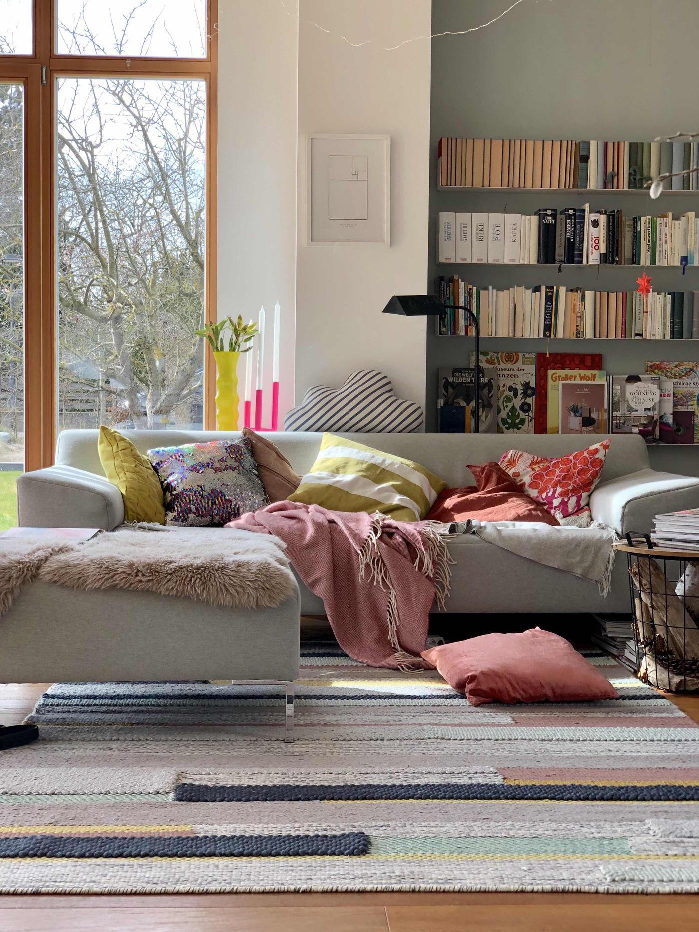Die Schonsten Ideen Fur Teppiche Von Ikea