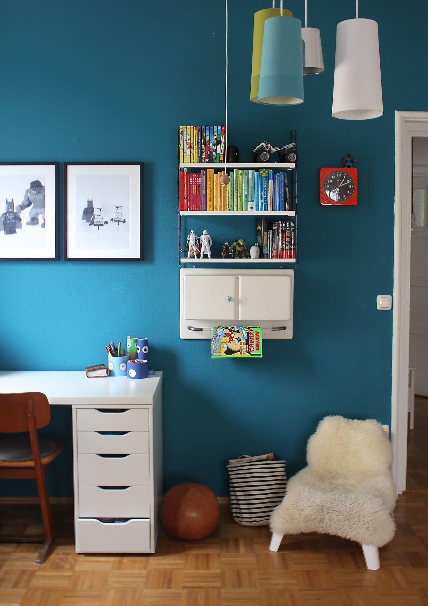 Ausgezeichnet Kinderzimmer Aufbewahrung Ideen Galerie ...