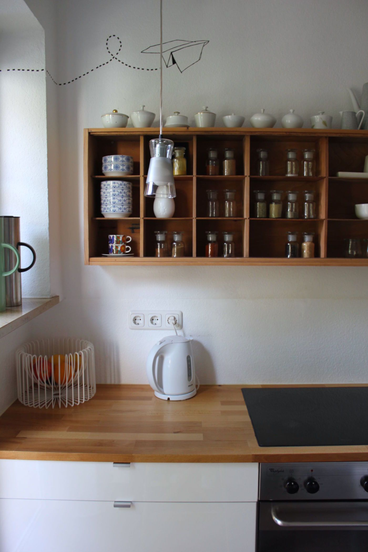 ideen f r dein gew rzregal. Black Bedroom Furniture Sets. Home Design Ideas