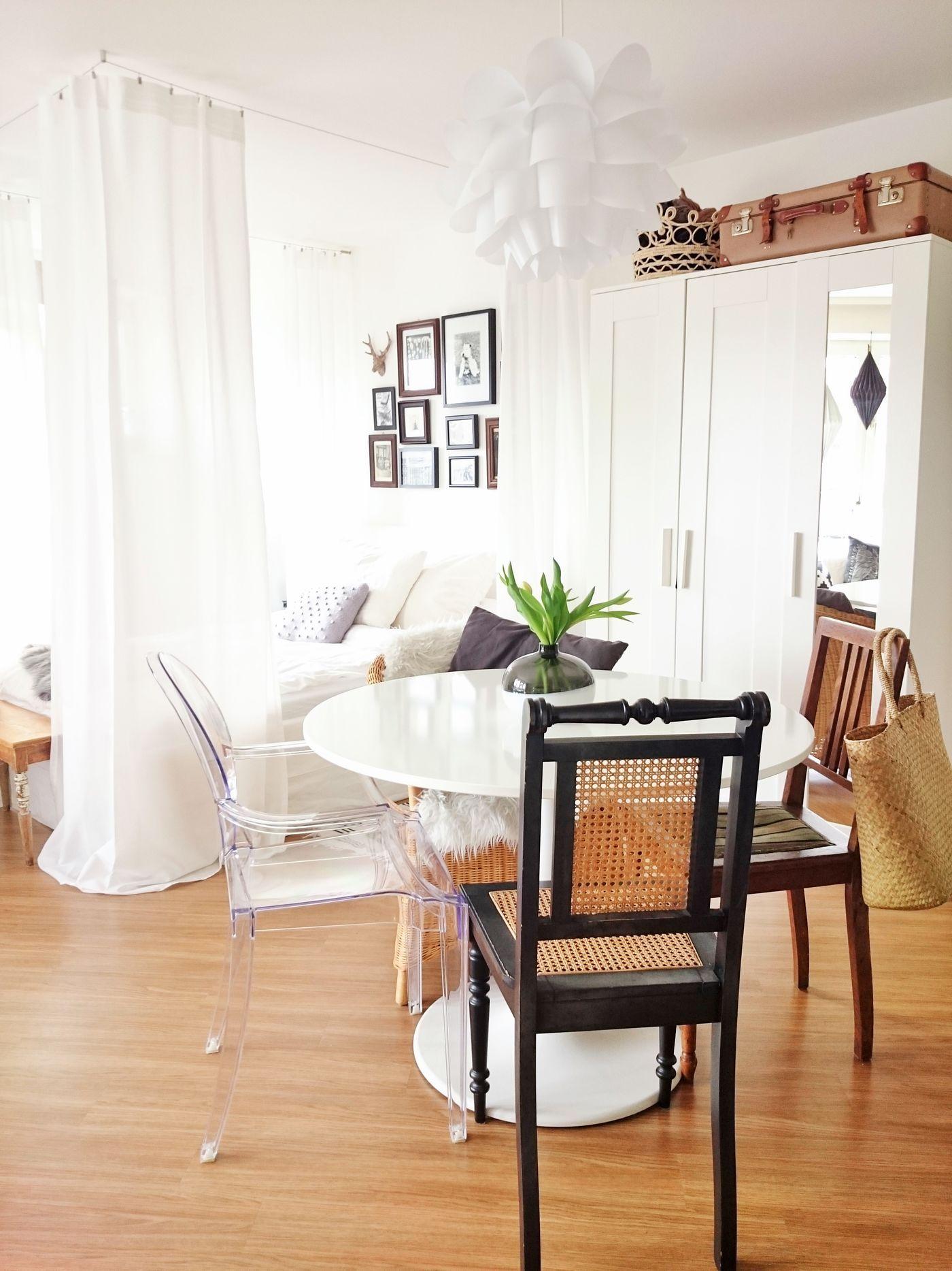gemutliche einrichtungsideen kleine wohnzimmer, kleine zimmer & räume einrichten, Ideen entwickeln