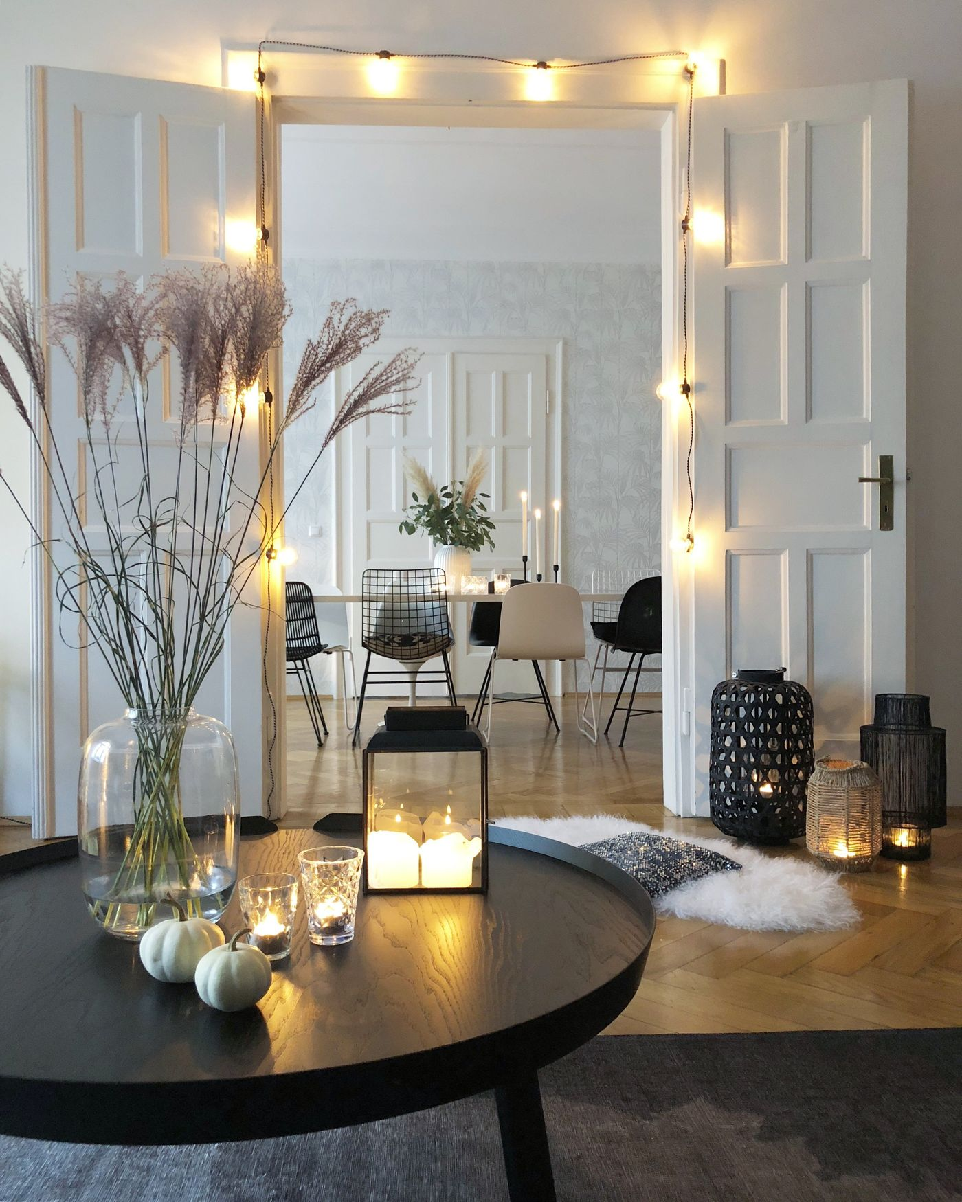deko ideen f r deinen couchtisch seite 6. Black Bedroom Furniture Sets. Home Design Ideas