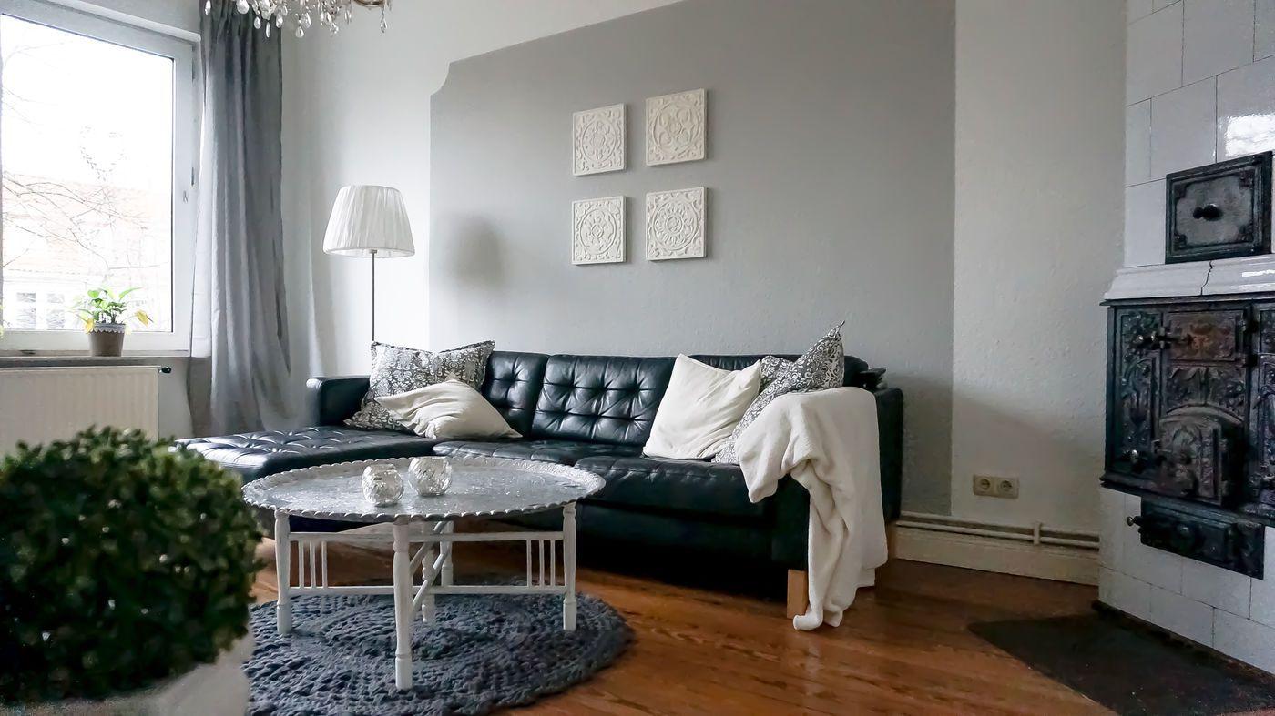 Die schönsten Ideen für die Wandfarbe im Wohnzimmer - Seite 33
