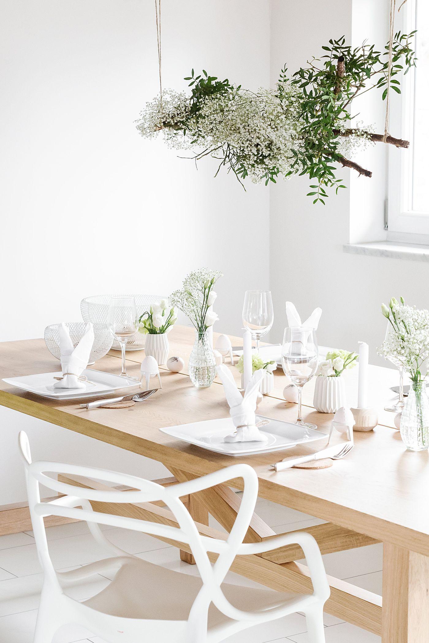 Die Besten Ideen Für Deine Tischdeko Zu Ostern