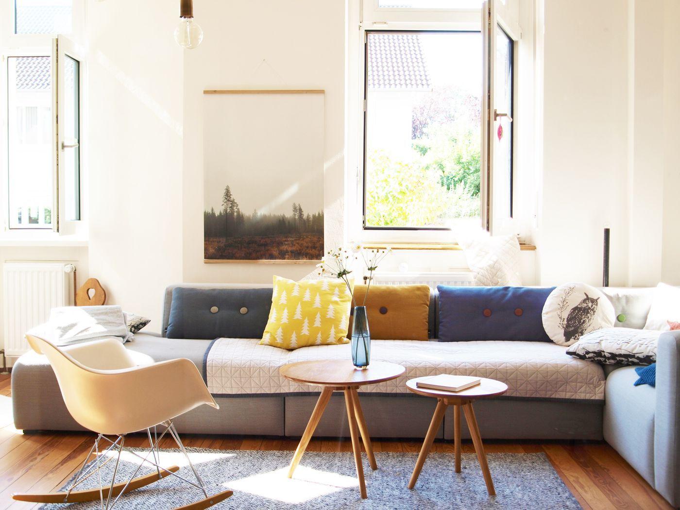 Skandinavische Wohnzimmer