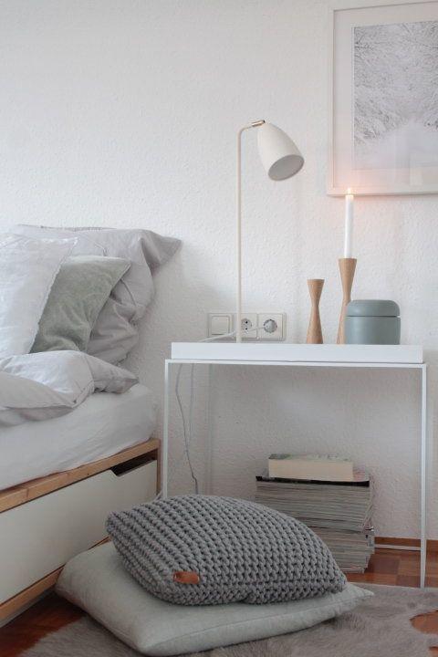 Turbo Schöne Ideen für deinen Nachttisch und Nachtkästchen BV16