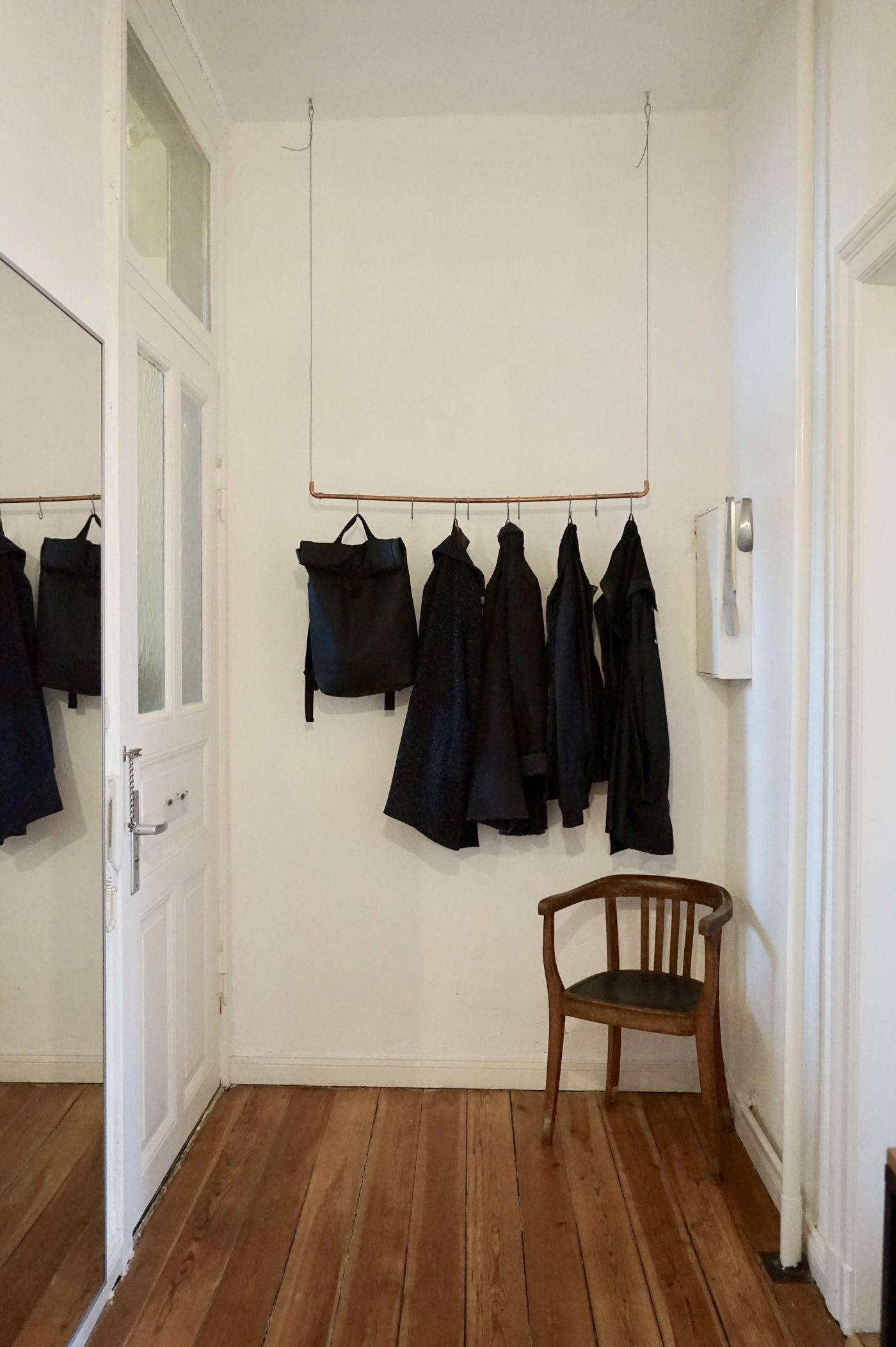 garderoben selber bauen die besten ideen und diy tipps seite 2. Black Bedroom Furniture Sets. Home Design Ideas