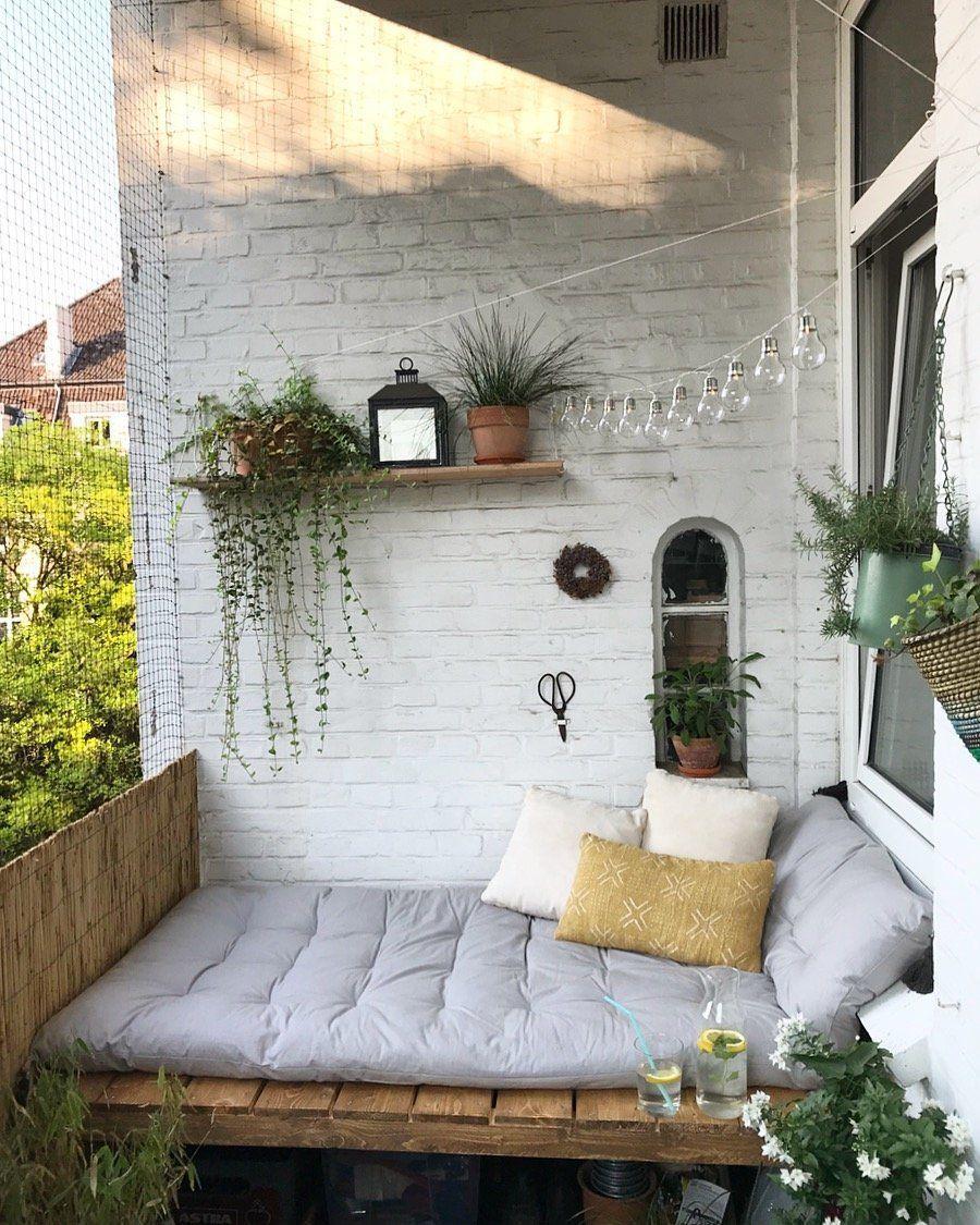 Schone Ideen Fur Deinen Balkon Dein Sommerwohnzimmer