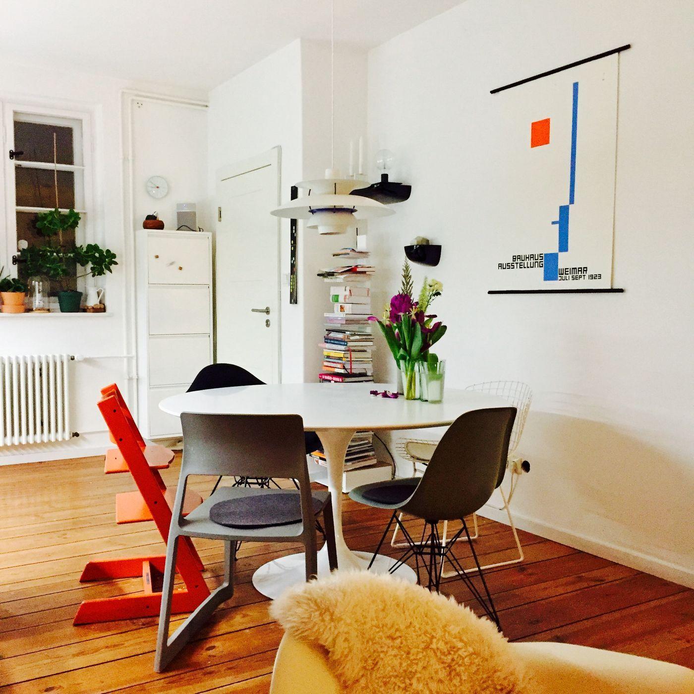 Wohnen und Einrichten im Bauhaus Stil