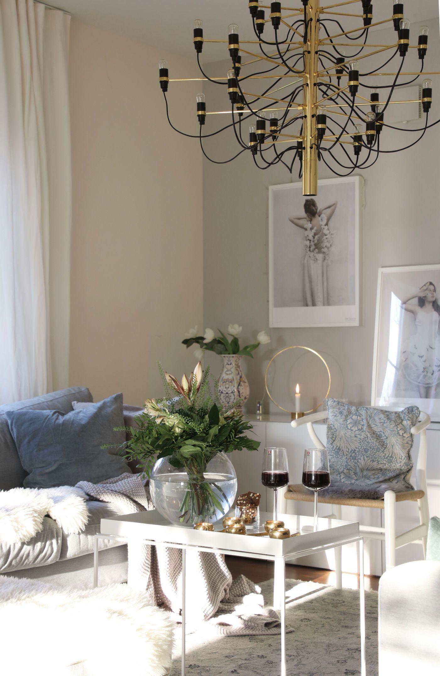 Neue Lampe Fürs Wohnzimmer Flos 2097