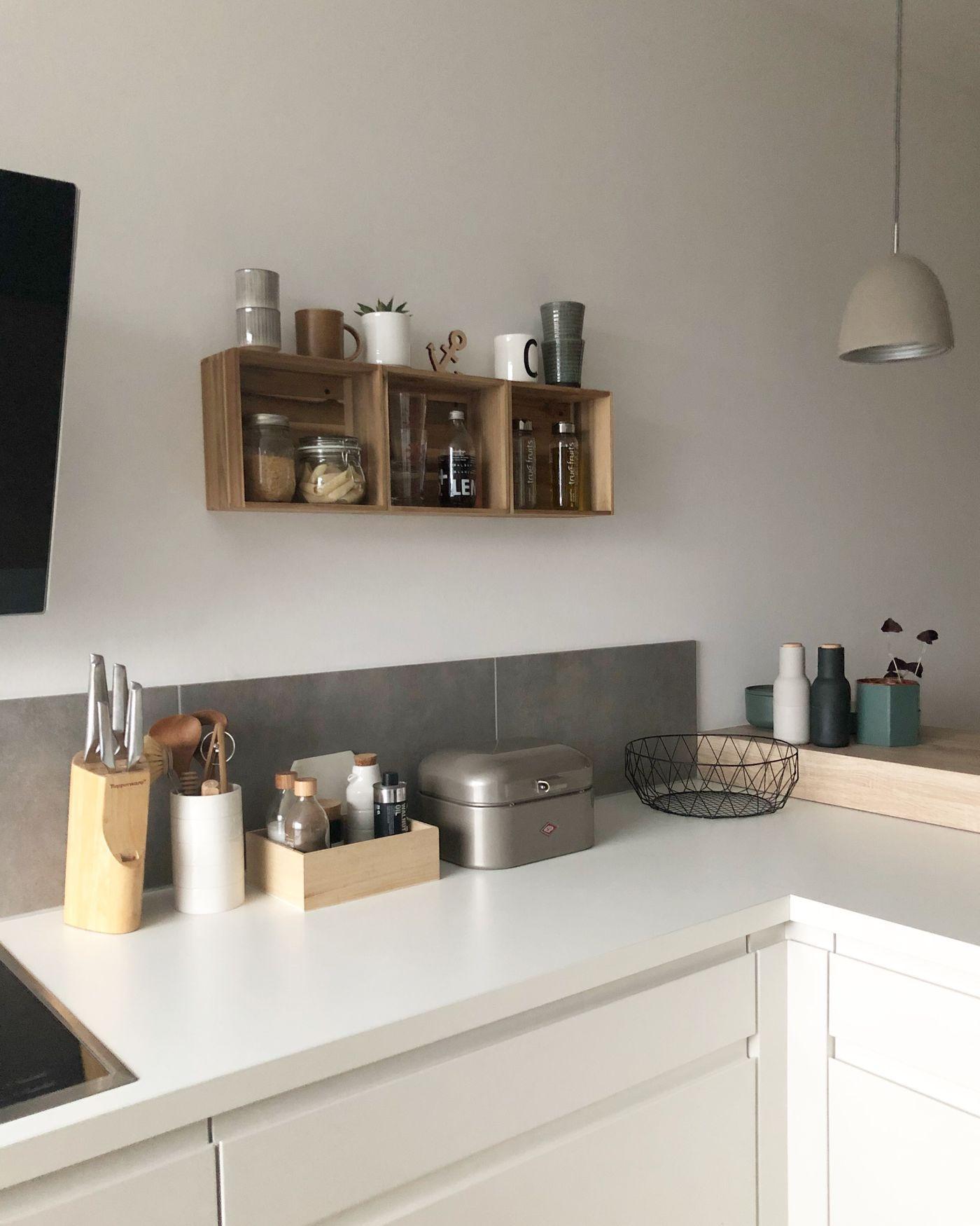 Großartig Dunkelgrau Küchentheken Zeitgenössisch - Ideen Für Die ...
