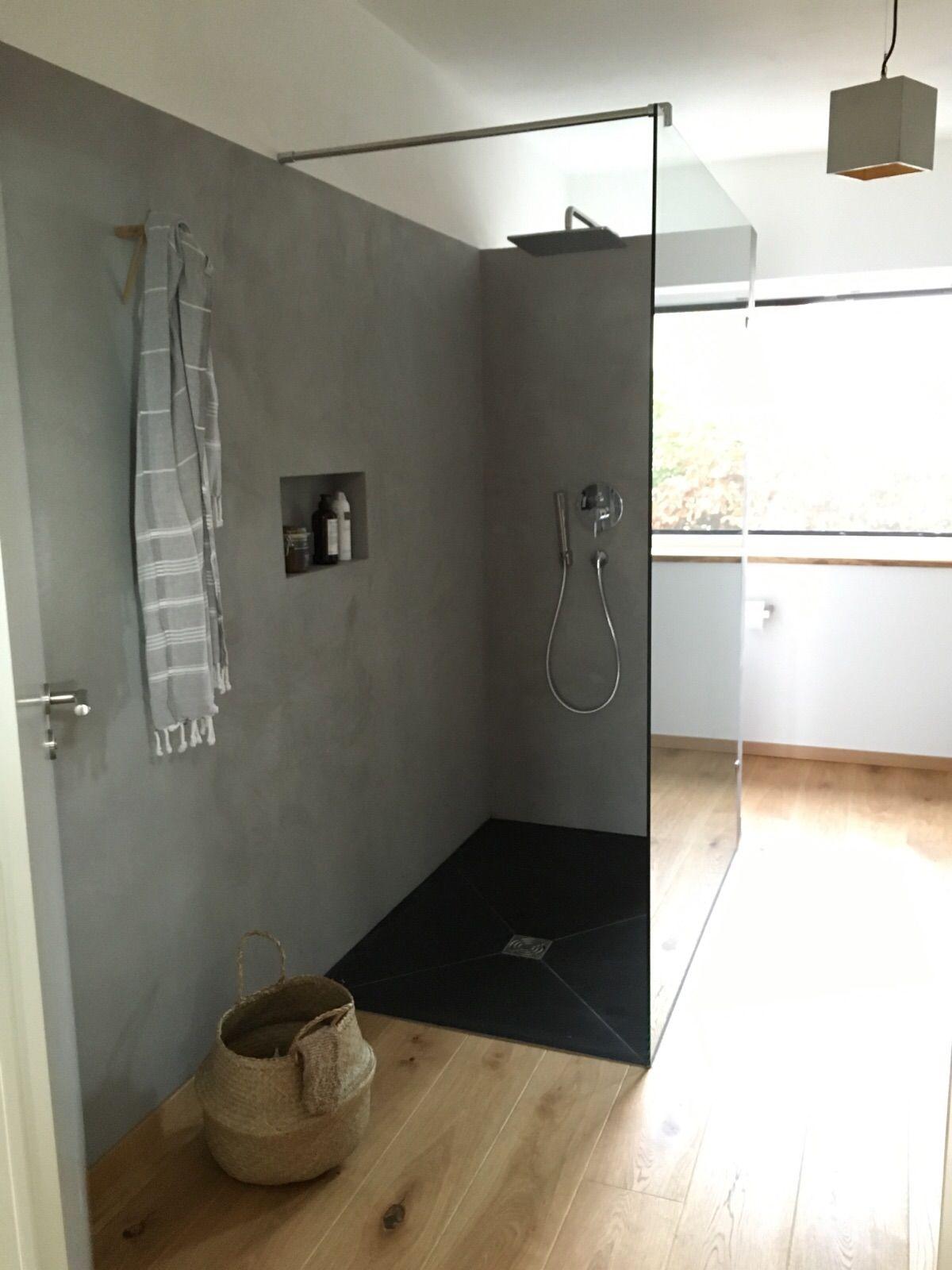 beton ciré: tolle ideen mit dem effektputz in betonoptik