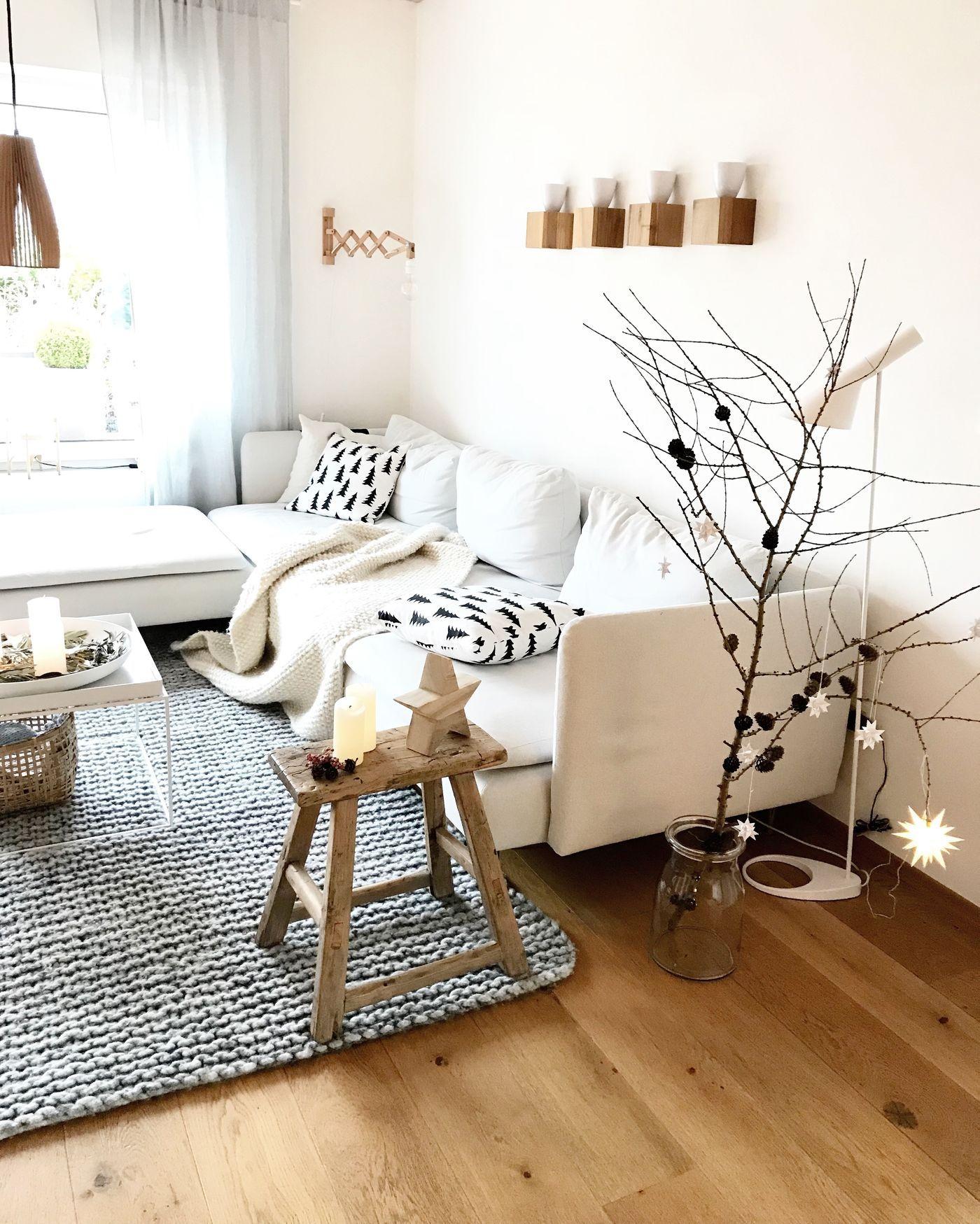 Wohnzimmer Skandinavisches Design: Skandinavische Wohnzimmer: Einrichtungstipps Und Ideen