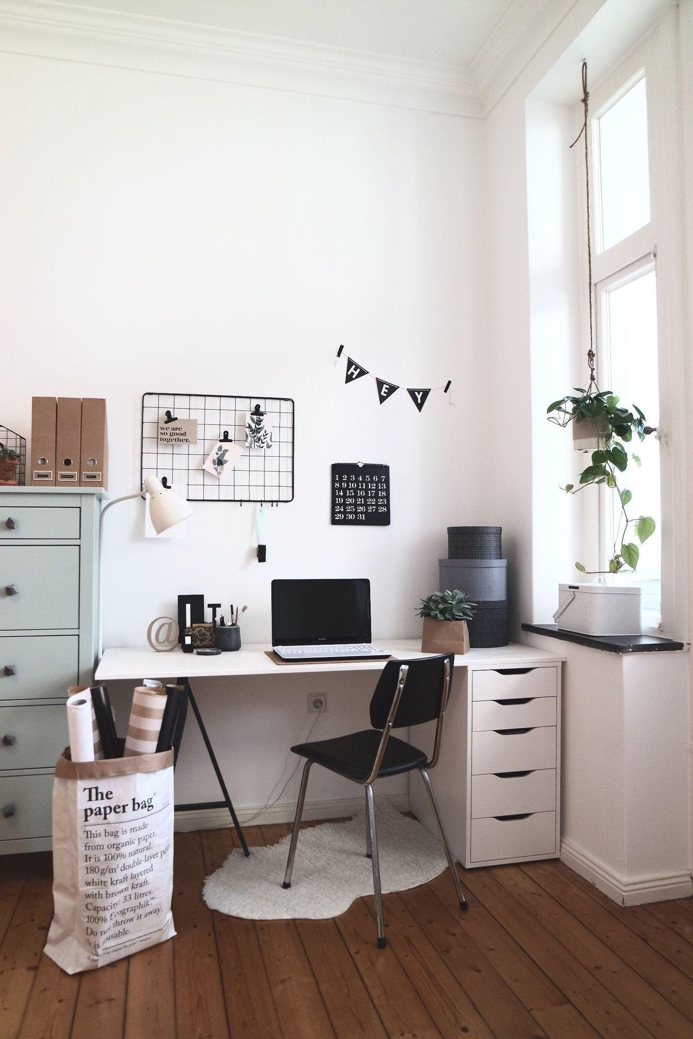 arbeitszimmer einrichten die besten ideen seite 5. Black Bedroom Furniture Sets. Home Design Ideas