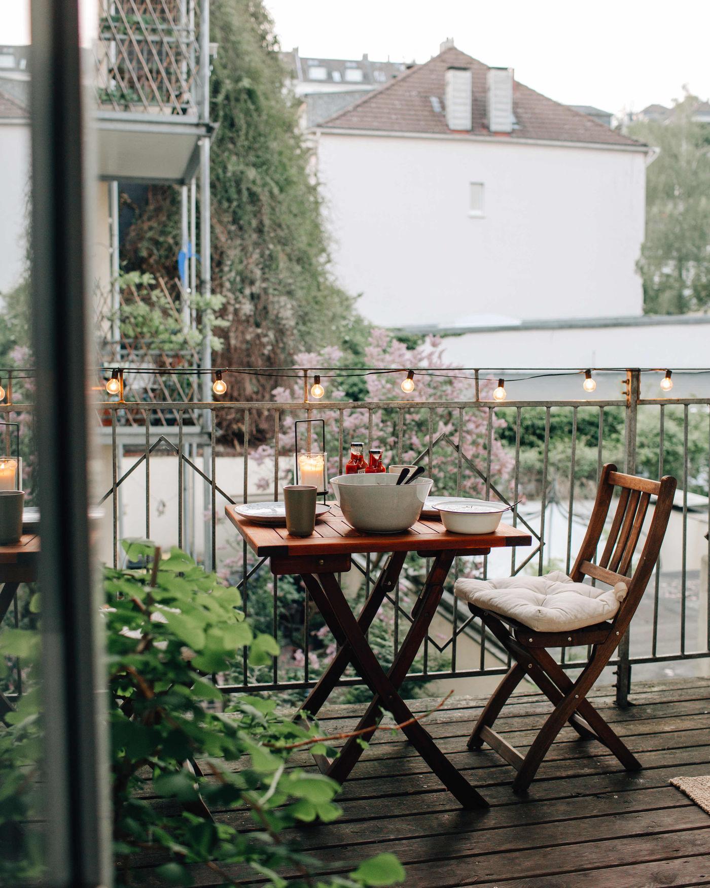 23+ Schöne Ideen für deinen Balkon, dein Sommerwohnzimmer   Seite 8 Kollektion
