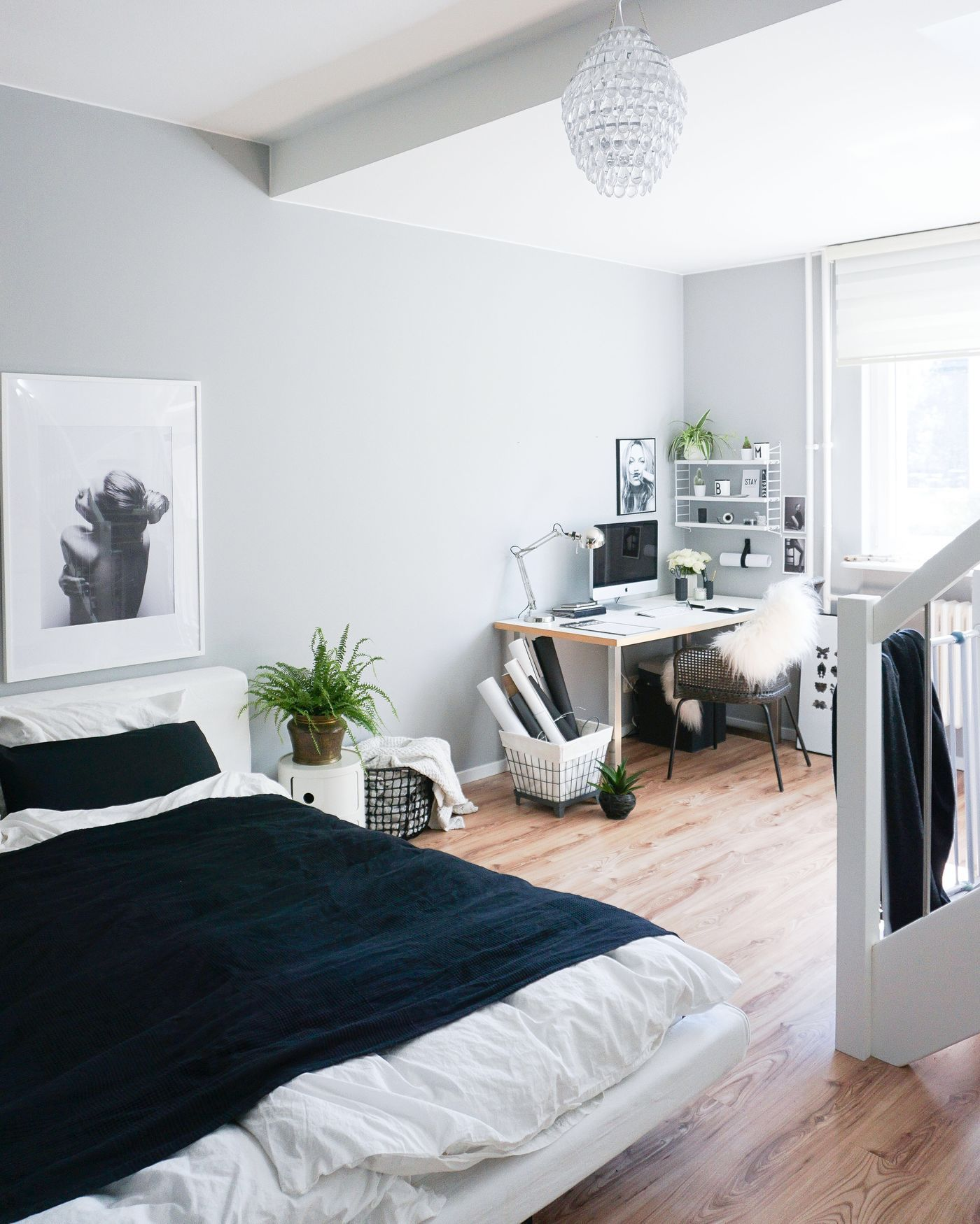 Mini Schlafzimmer