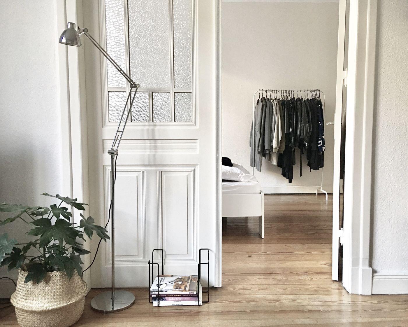 kleiderstange ideen bilder. Black Bedroom Furniture Sets. Home Design Ideas