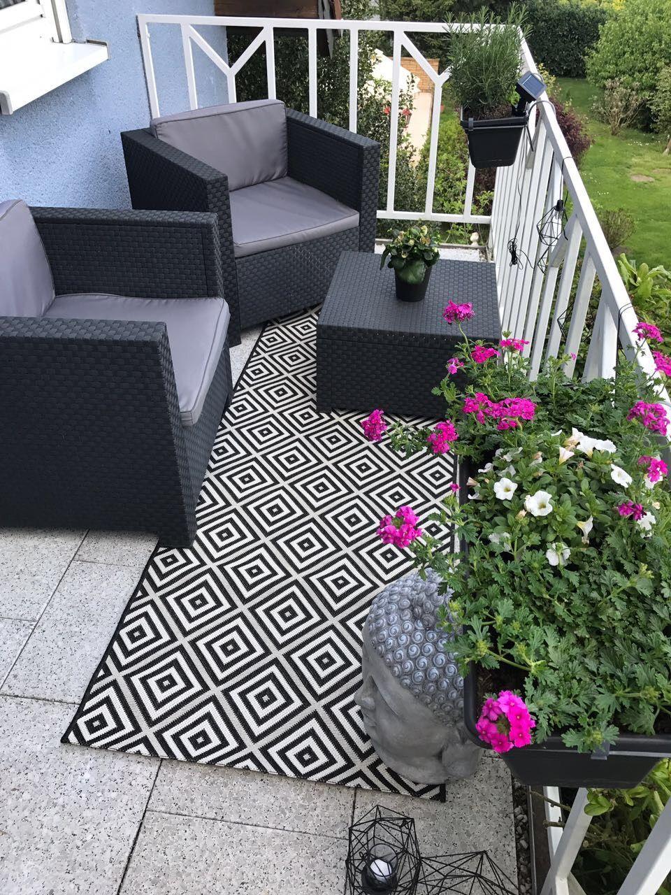 Schöne Ideen für deinen Balkon, dein Sommerwohnzimmer   Seite 8