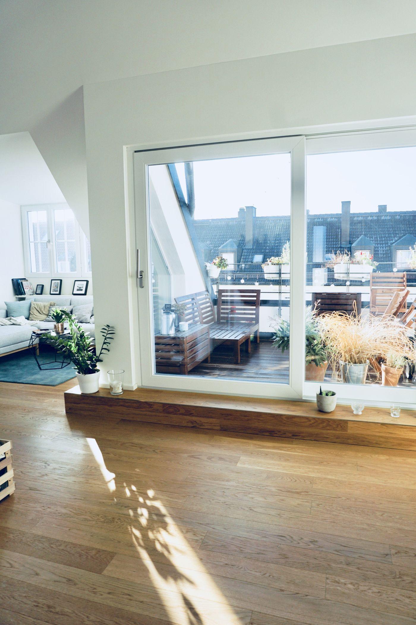 Dachterrasse gestalten - Ideen & Bilder
