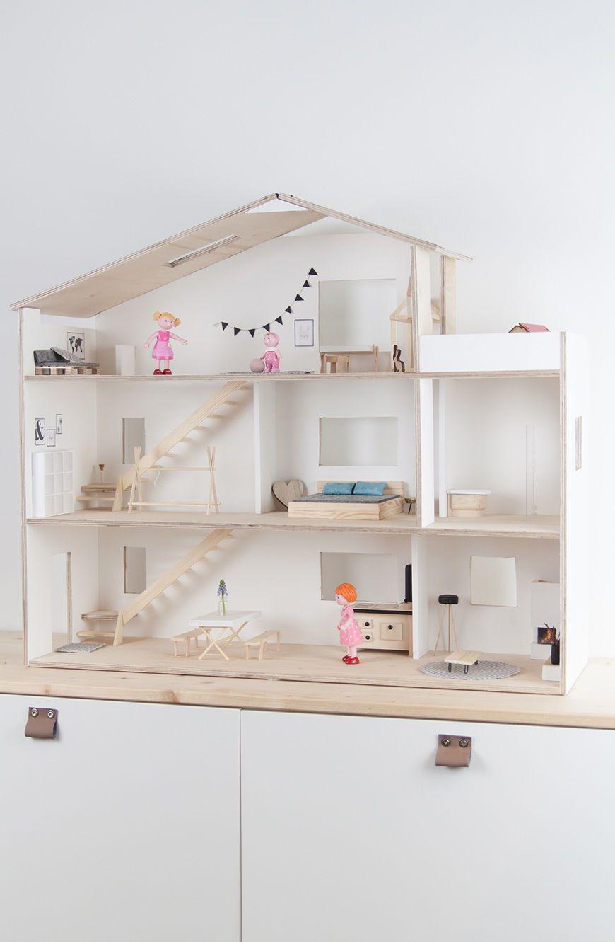 Tipps und Ideen für ein Puppenhaus
